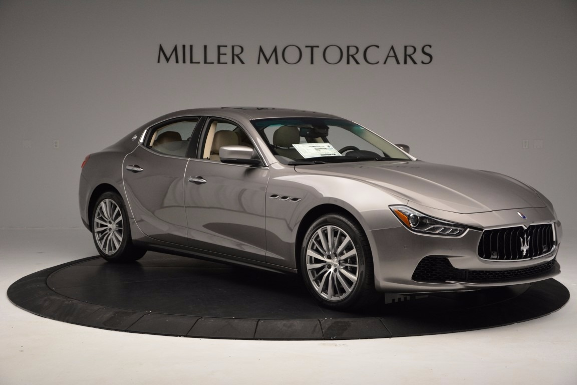 Used 2017 Maserati Ghibli S Q4 Ex-Loaner For Sale In Westport, CT 1165_p5