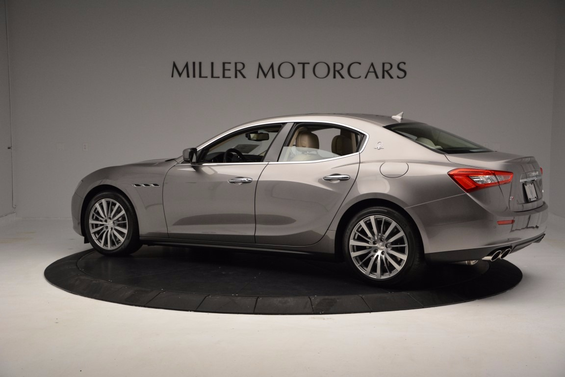 Used 2017 Maserati Ghibli S Q4 Ex-Loaner For Sale In Westport, CT 1165_p8