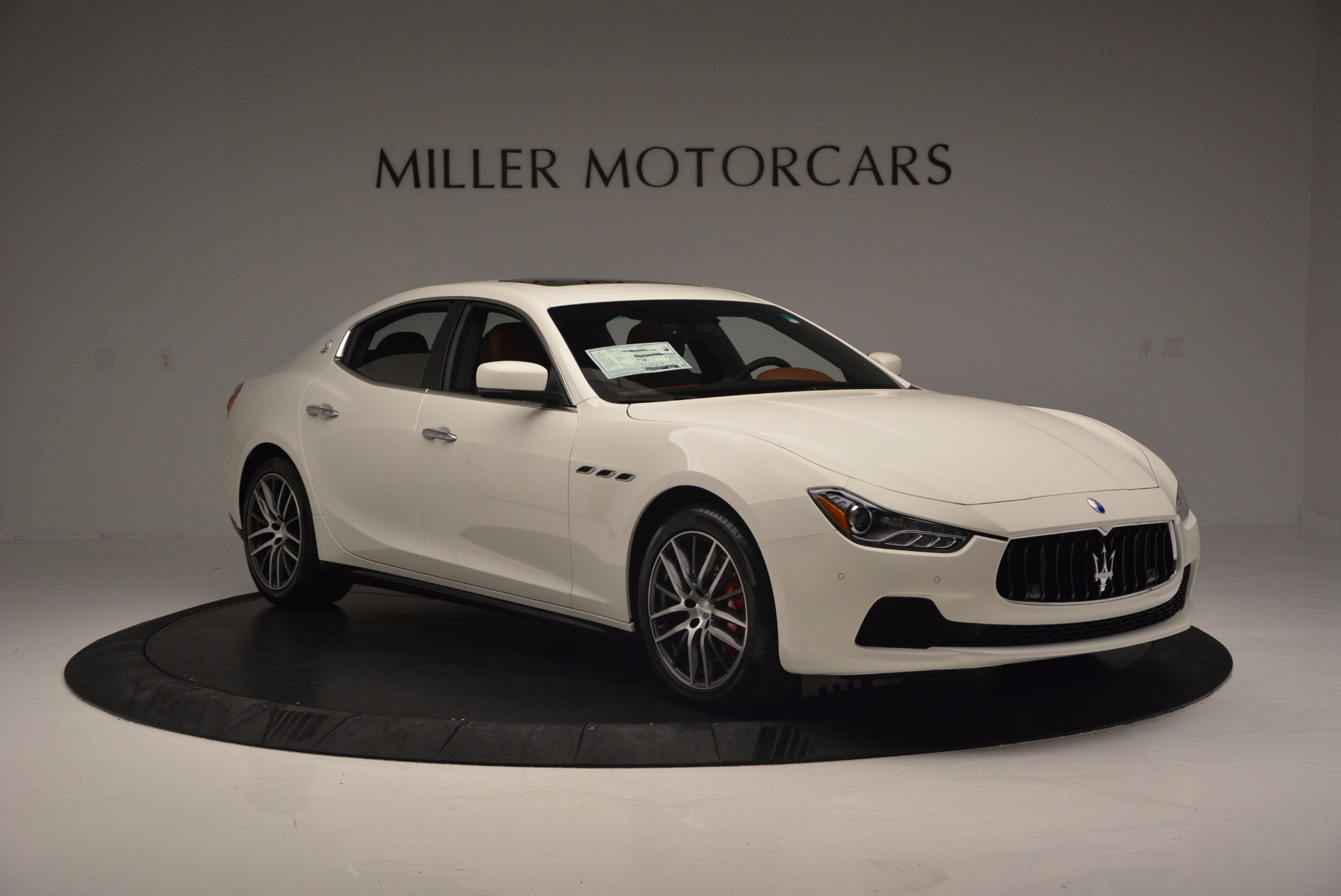 Used 2017 Maserati Ghibli S Q4 Ex-Loaner For Sale In Westport, CT 1166_p11