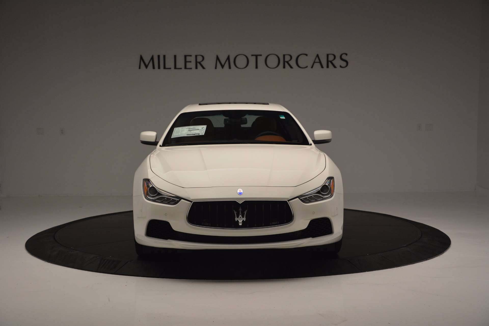 Used 2017 Maserati Ghibli S Q4 Ex-Loaner For Sale In Westport, CT 1166_p12