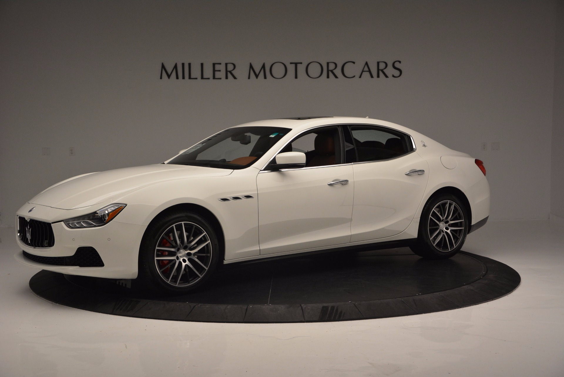 Used 2017 Maserati Ghibli S Q4 Ex-Loaner For Sale In Westport, CT 1166_p2