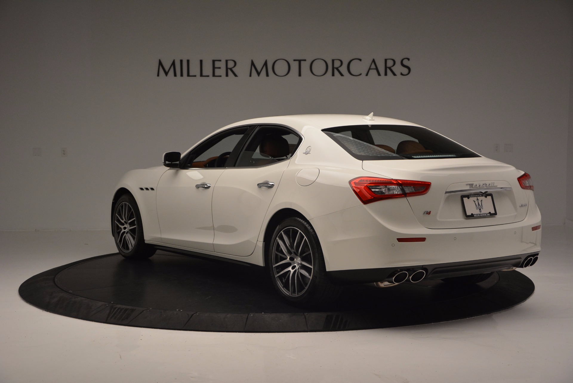 Used 2017 Maserati Ghibli S Q4 Ex-Loaner For Sale In Westport, CT 1166_p5