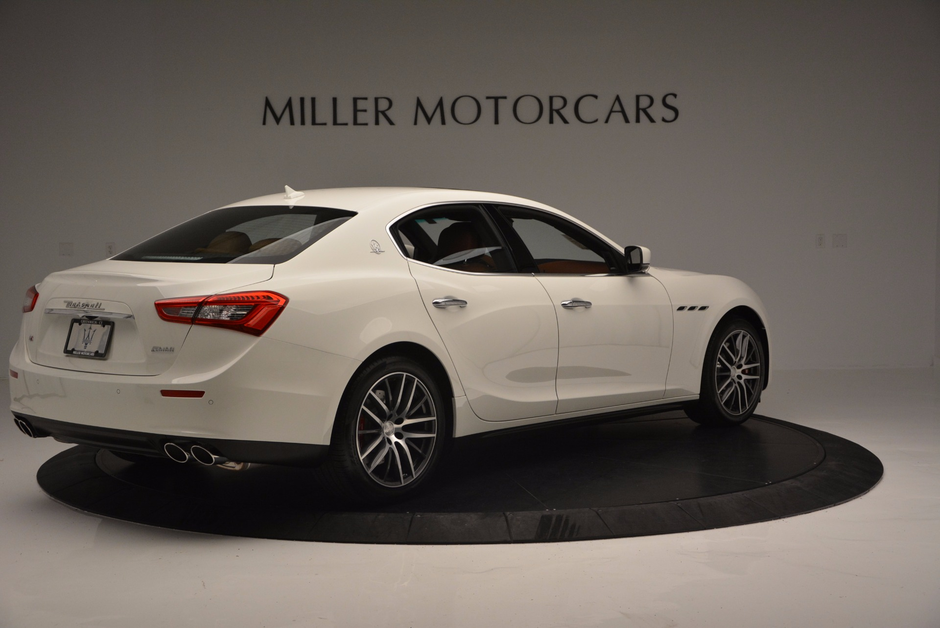 Used 2017 Maserati Ghibli S Q4 Ex-Loaner For Sale In Westport, CT 1166_p8