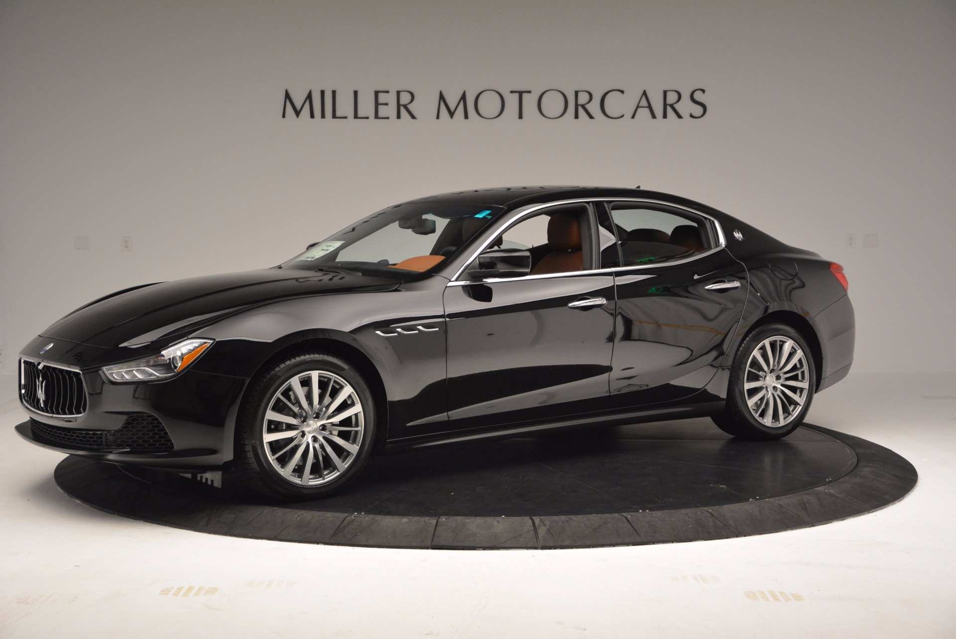 Used 2017 Maserati Ghibli SQ4 S Q4 Ex-Loaner For Sale In Westport, CT 1168_p2