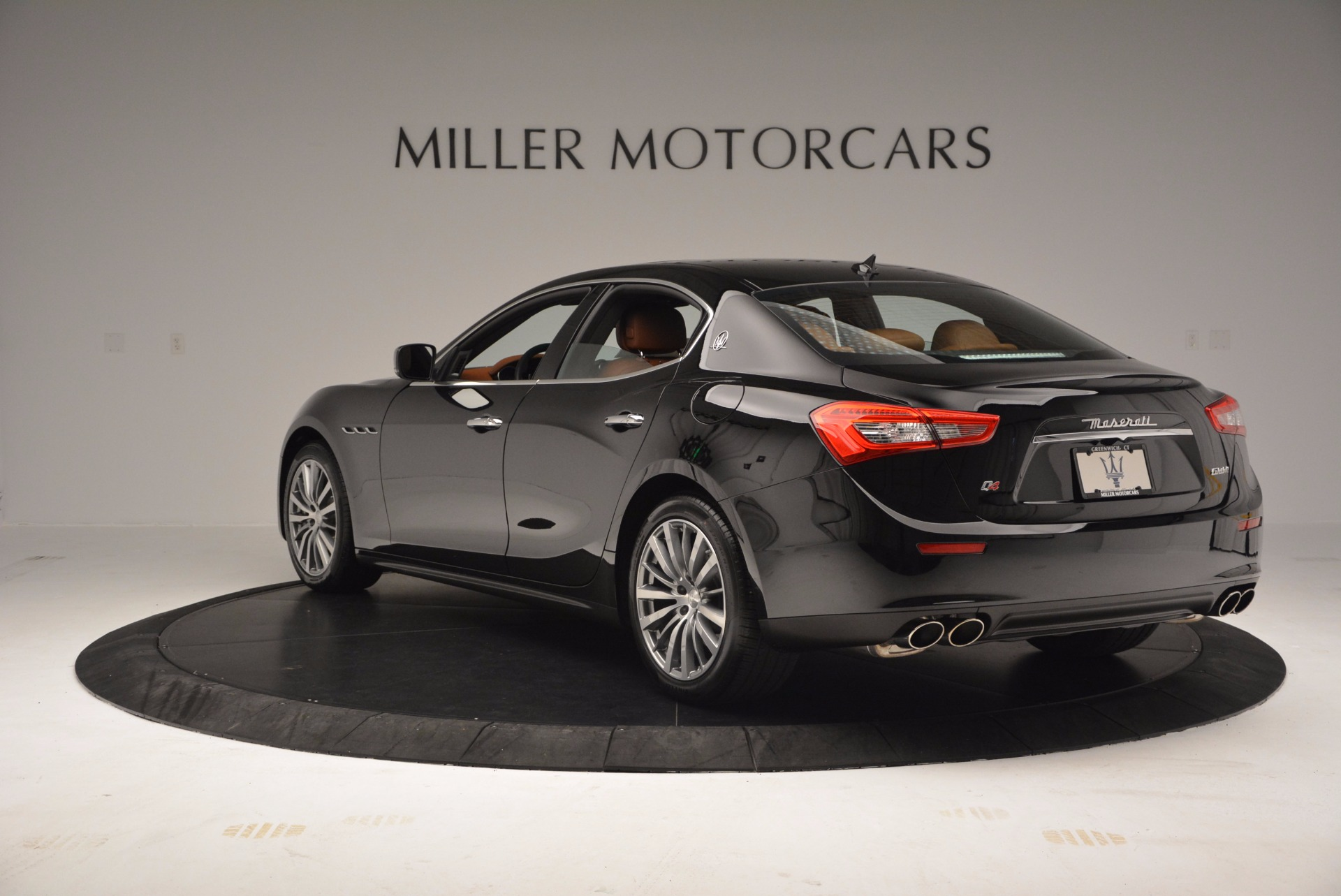Used 2017 Maserati Ghibli SQ4 S Q4 Ex-Loaner For Sale In Westport, CT 1168_p5