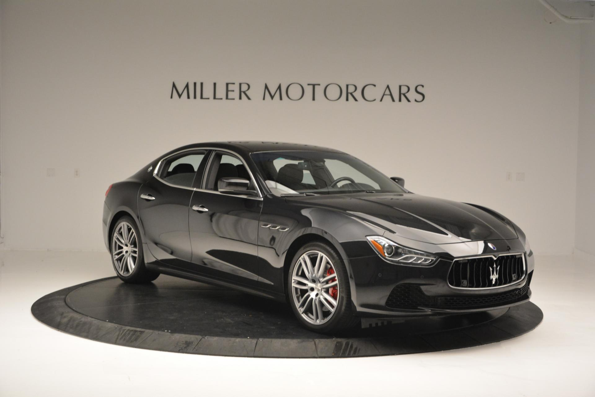 Used 2015 Maserati Ghibli S Q4 For Sale In Westport, CT 117_p10