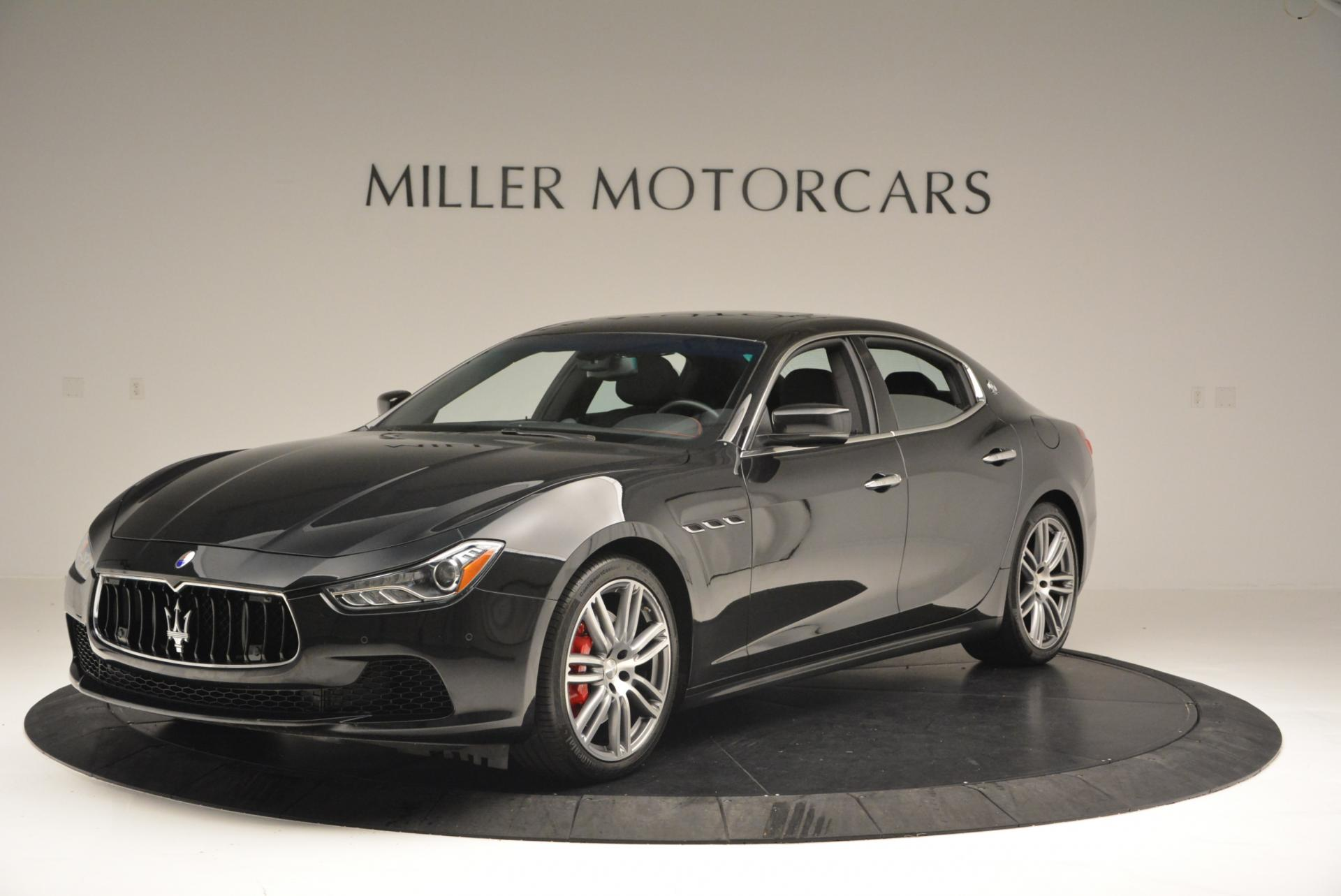 Used 2015 Maserati Ghibli S Q4 For Sale In Westport, CT 117_p25