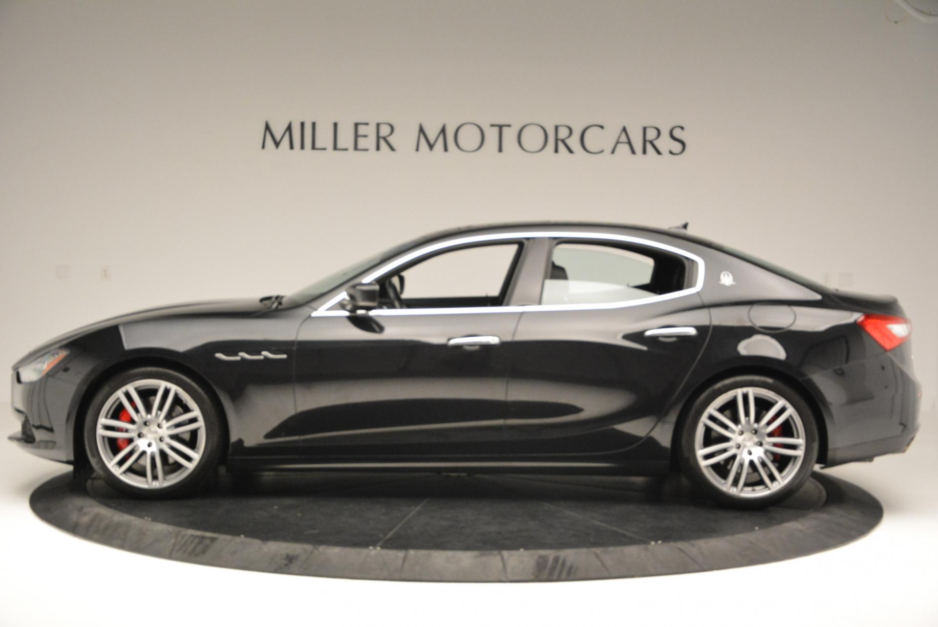 Used 2015 Maserati Ghibli S Q4 For Sale In Westport, CT 117_p2