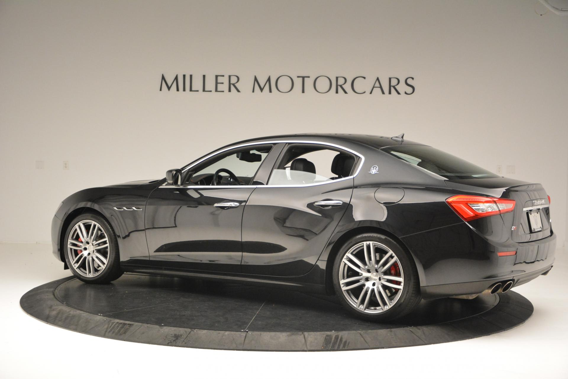 Used 2015 Maserati Ghibli S Q4 For Sale In Westport, CT 117_p3