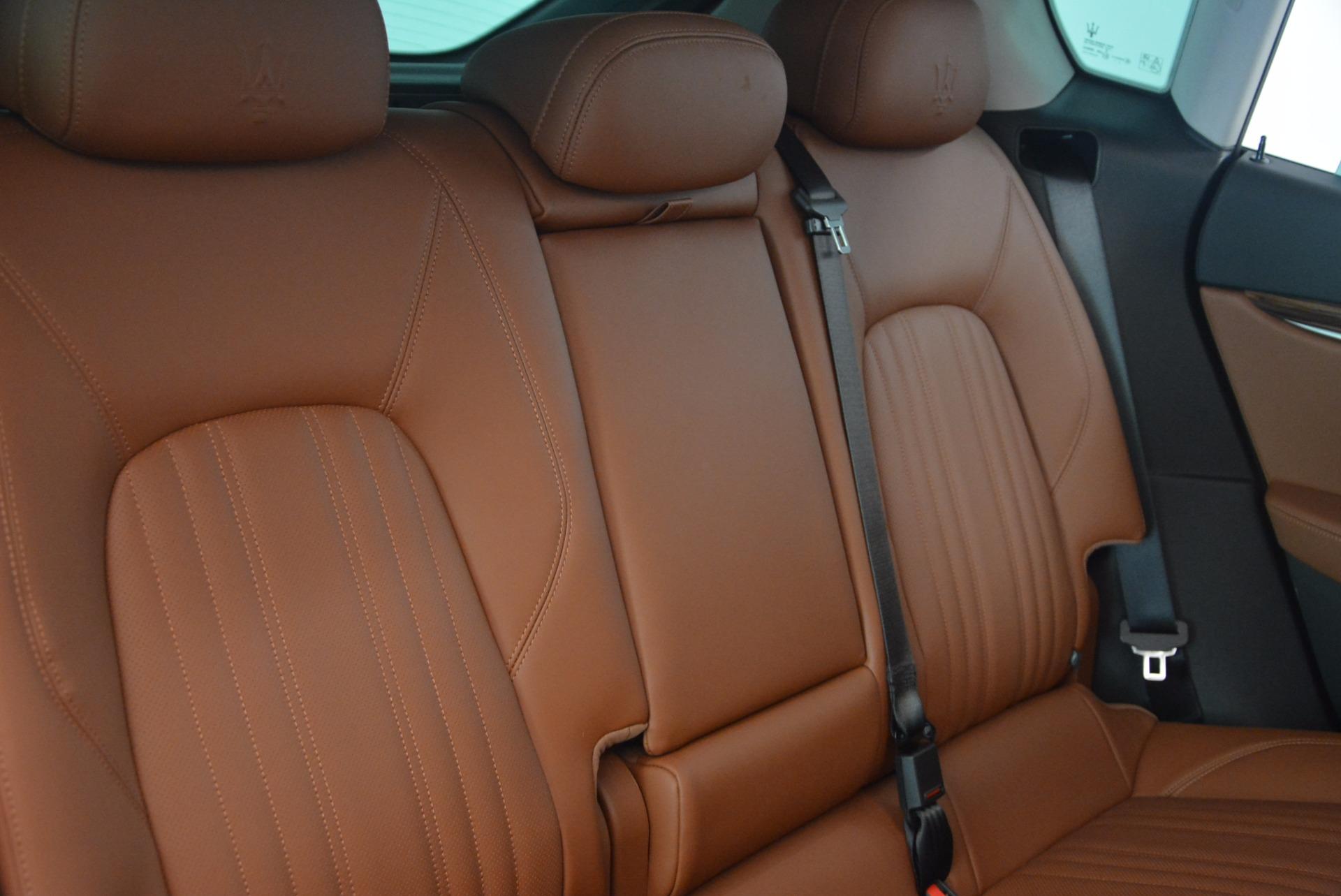 New 2017 Maserati Levante S For Sale In Westport, CT 1171_p25