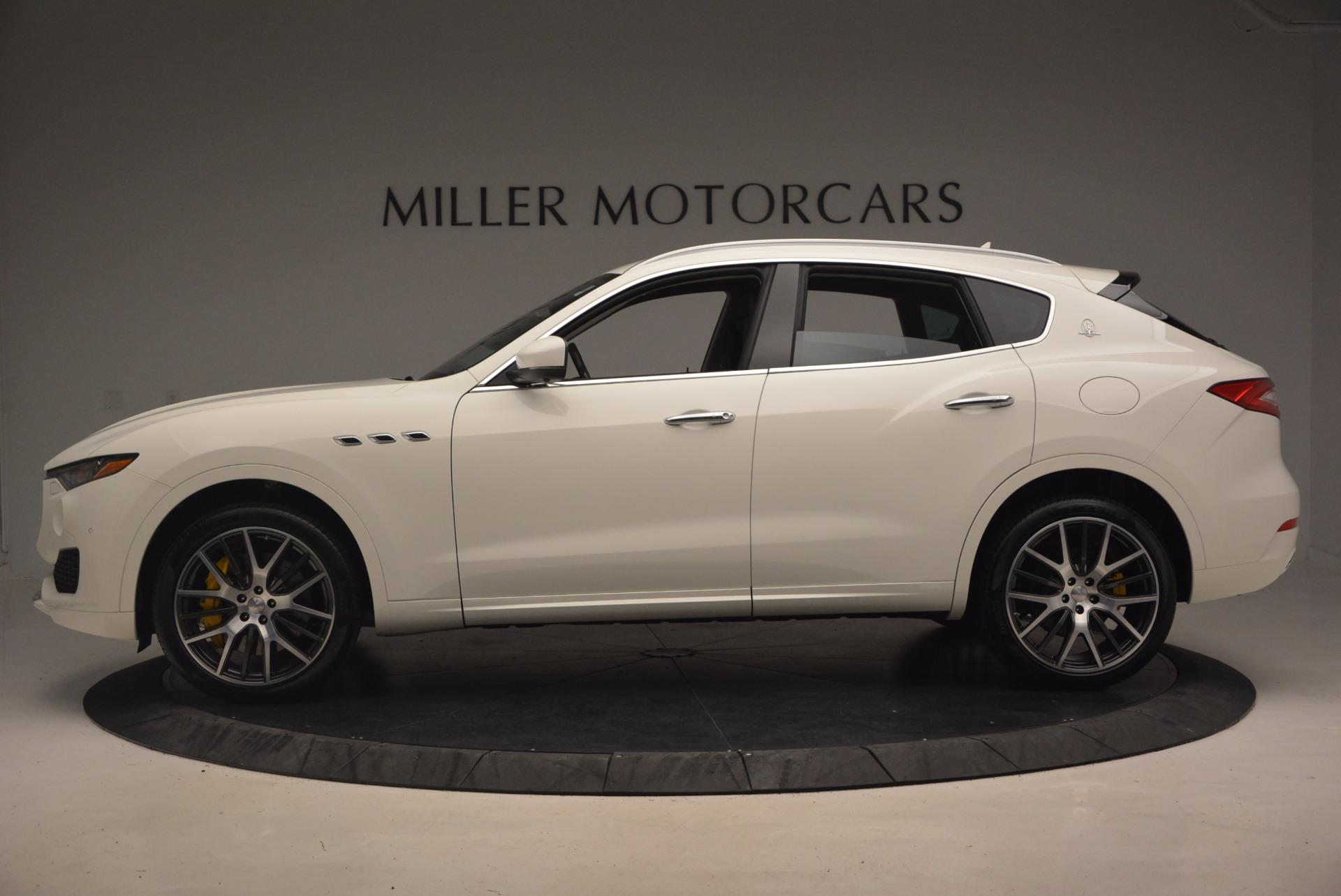 New 2017 Maserati Levante S For Sale In Westport, CT 1171_p3