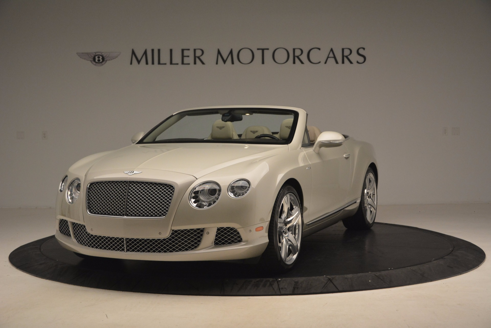 Used 2013 Bentley Continental GT  For Sale In Westport, CT 1172_main