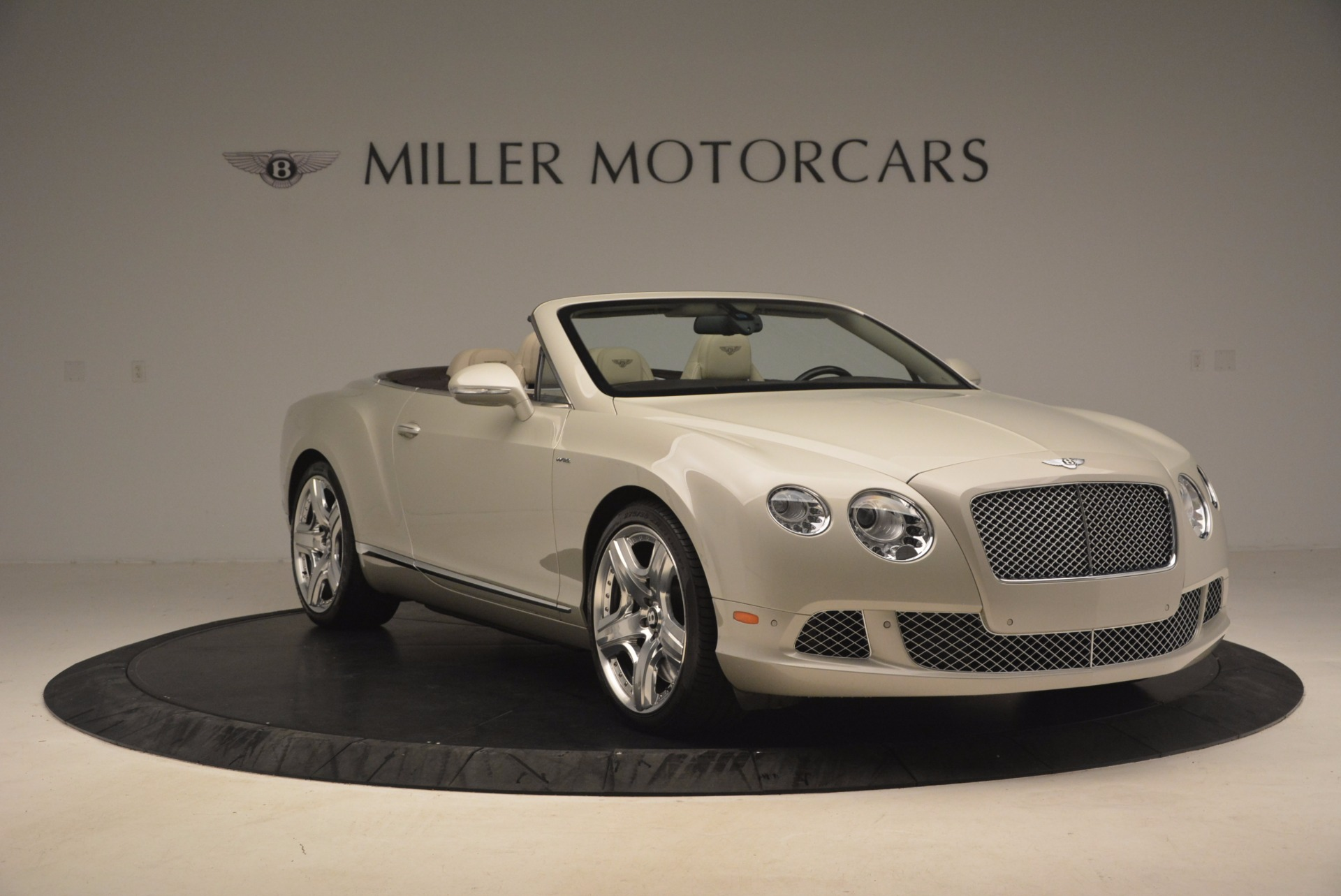 Used 2013 Bentley Continental GT  For Sale In Westport, CT 1172_p11