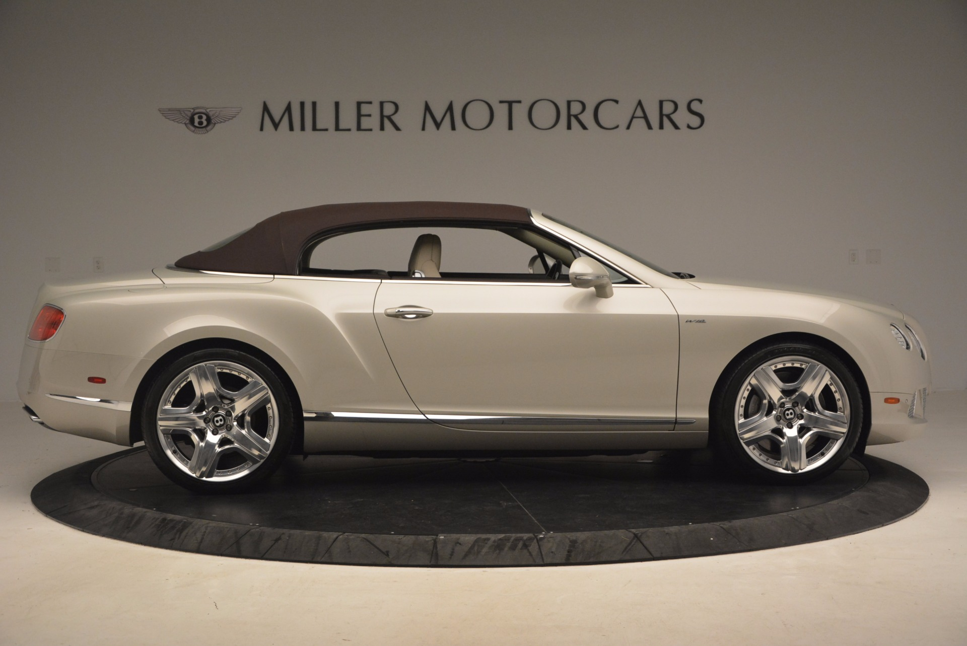 Used 2013 Bentley Continental GT  For Sale In Westport, CT 1172_p21