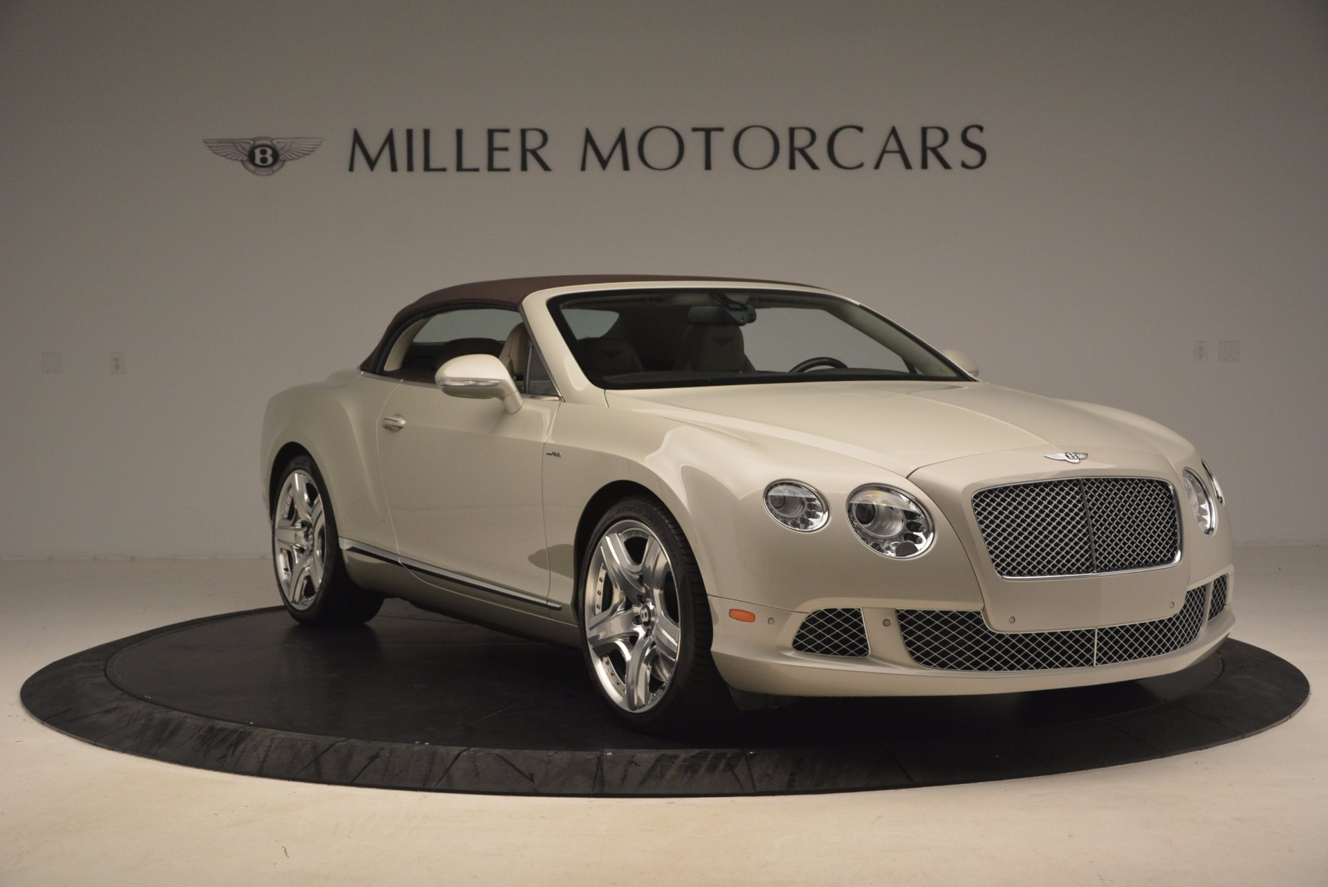 Used 2013 Bentley Continental GT  For Sale In Westport, CT 1172_p23