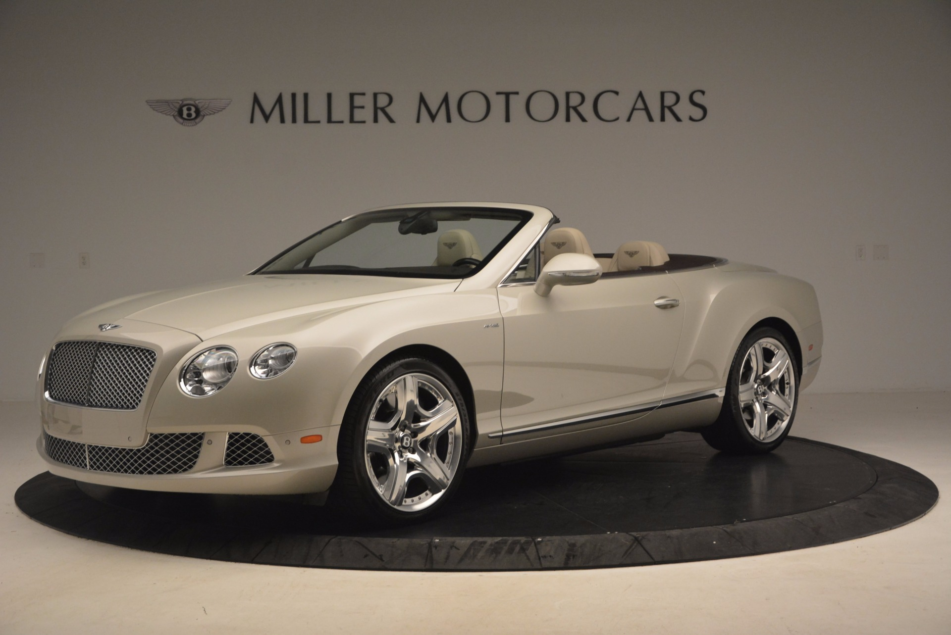 Used 2013 Bentley Continental GT  For Sale In Westport, CT 1172_p2
