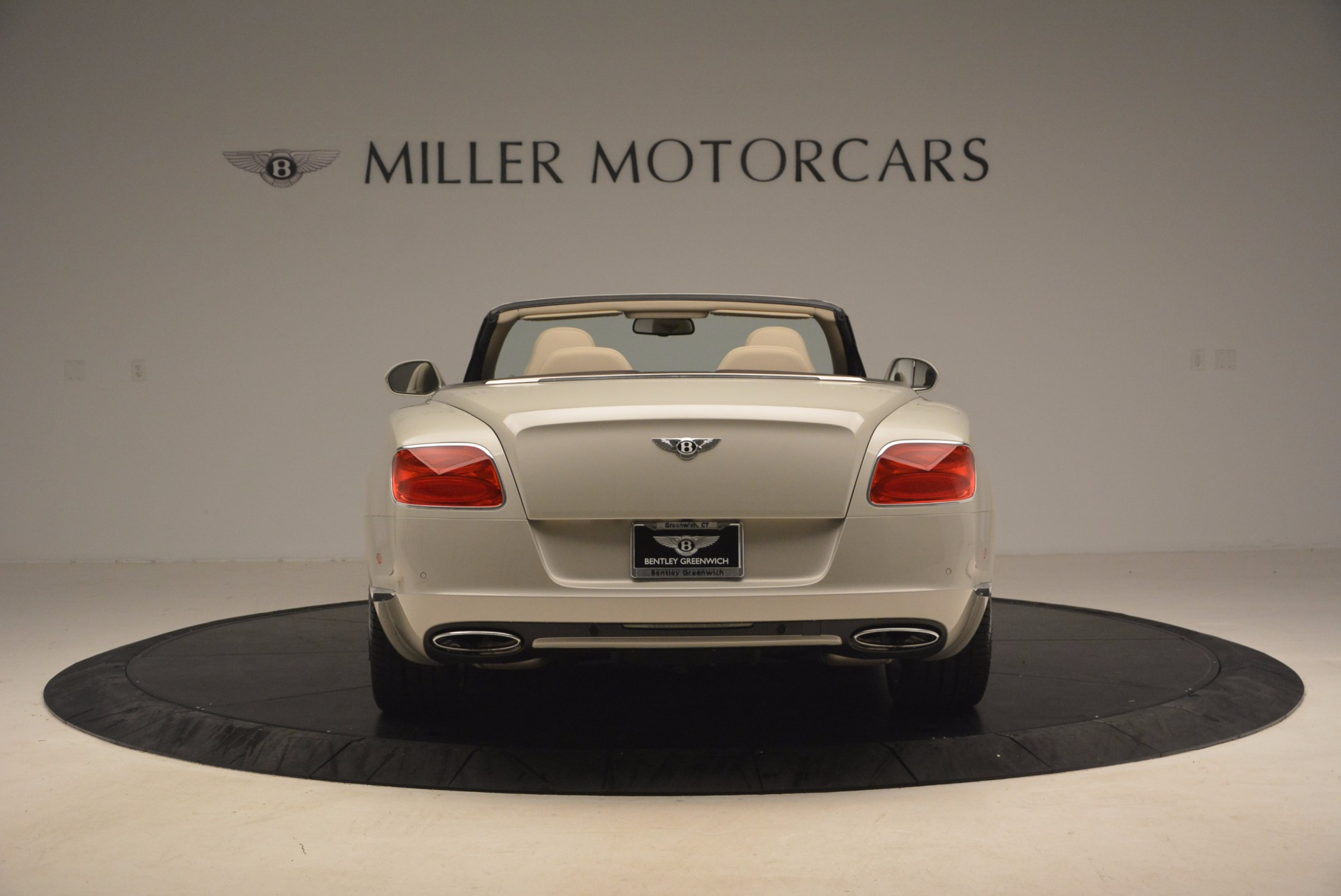 Used 2013 Bentley Continental GT  For Sale In Westport, CT 1172_p6