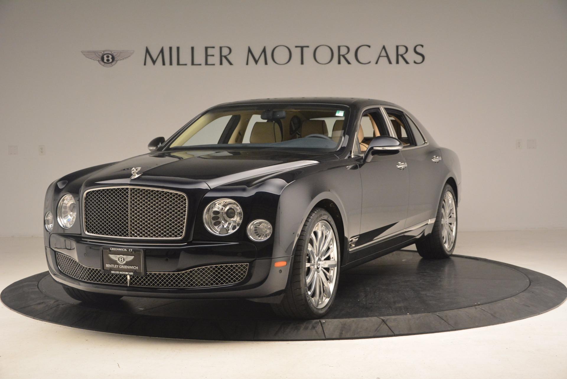 Used 2016 Bentley Mulsanne  For Sale In Westport, CT 1173_main