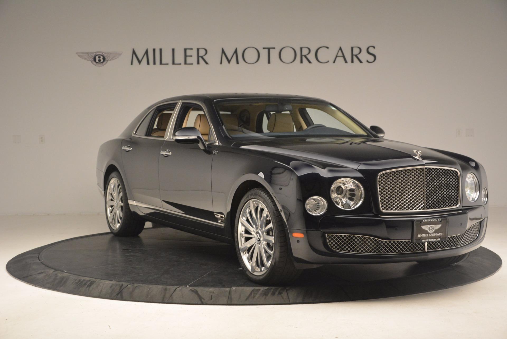 Used 2016 Bentley Mulsanne  For Sale In Westport, CT 1173_p11