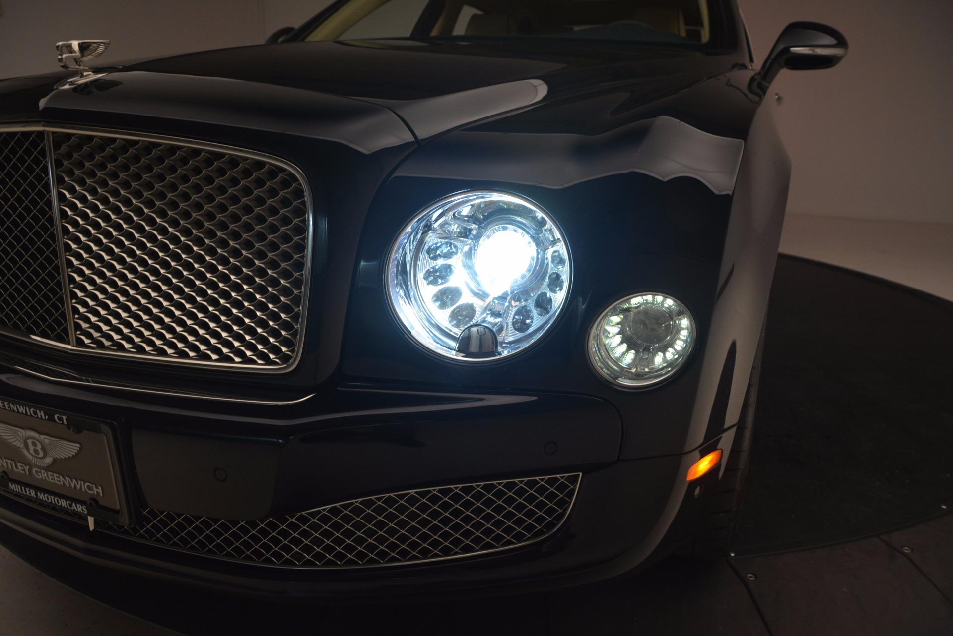 Used 2016 Bentley Mulsanne  For Sale In Westport, CT 1173_p17
