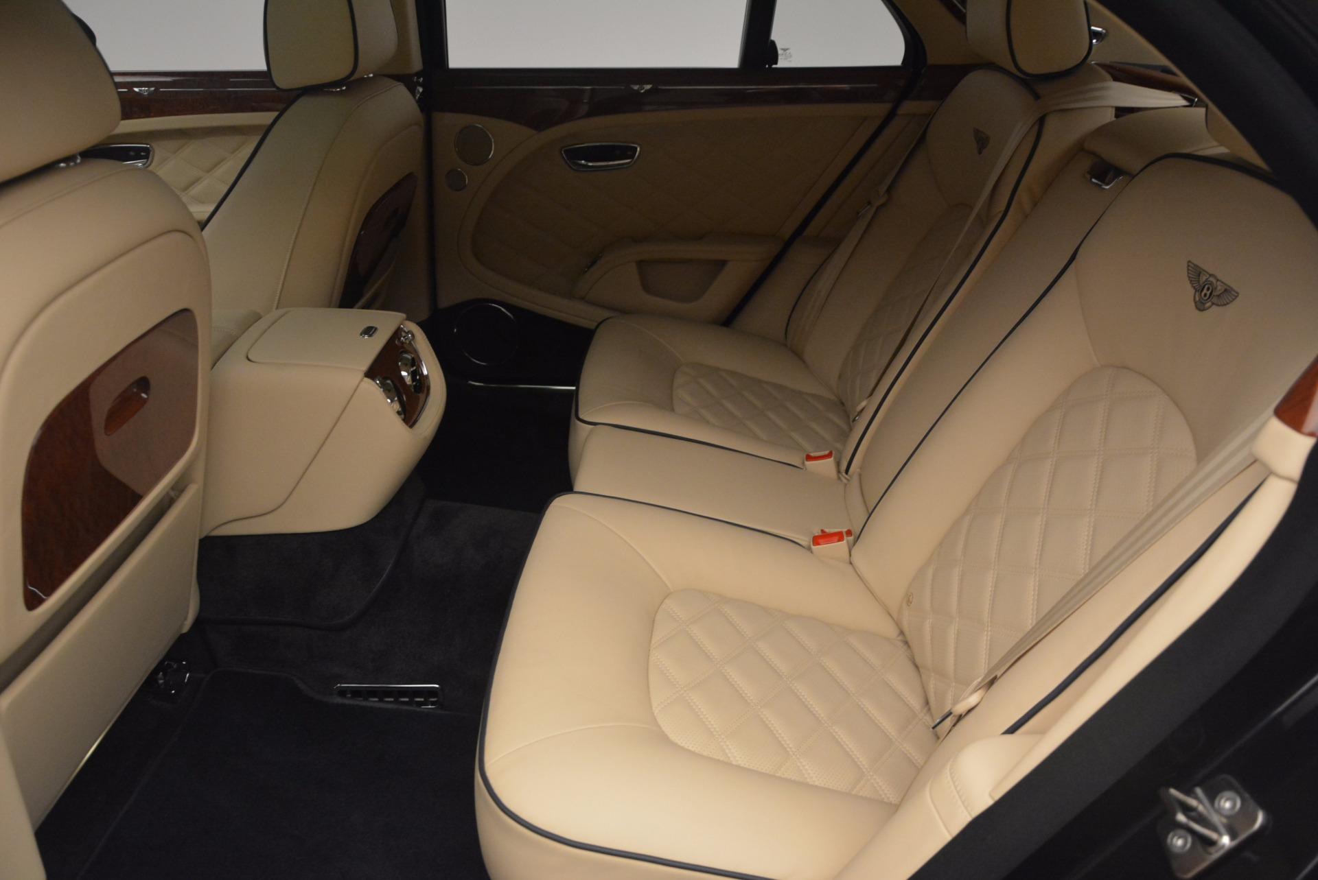 Used 2016 Bentley Mulsanne  For Sale In Westport, CT 1173_p30