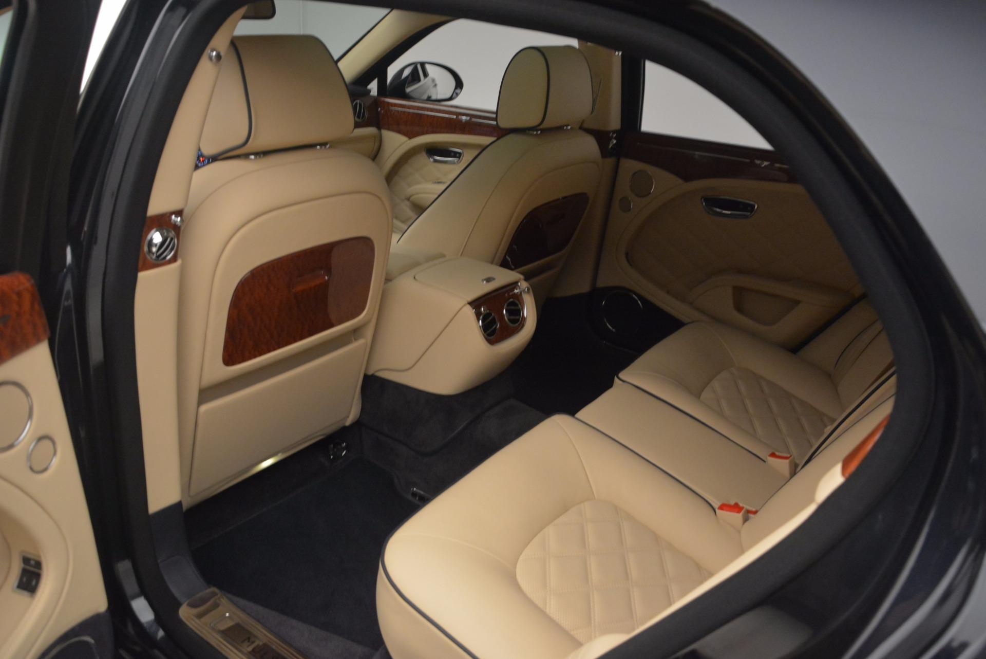 Used 2016 Bentley Mulsanne  For Sale In Westport, CT 1173_p31
