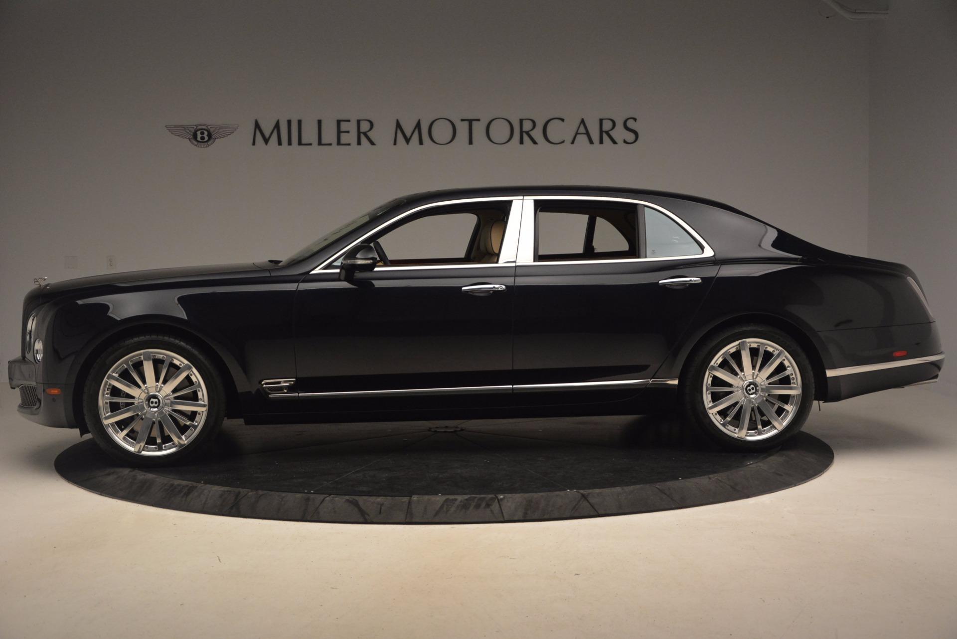 Used 2016 Bentley Mulsanne  For Sale In Westport, CT 1173_p3