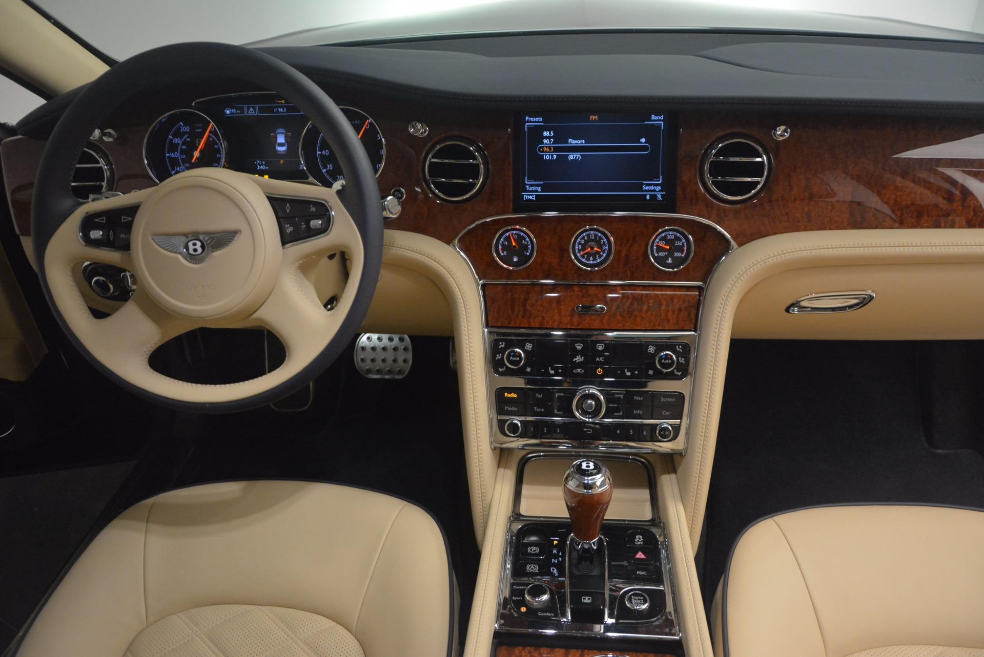 Used 2016 Bentley Mulsanne  For Sale In Westport, CT 1173_p44