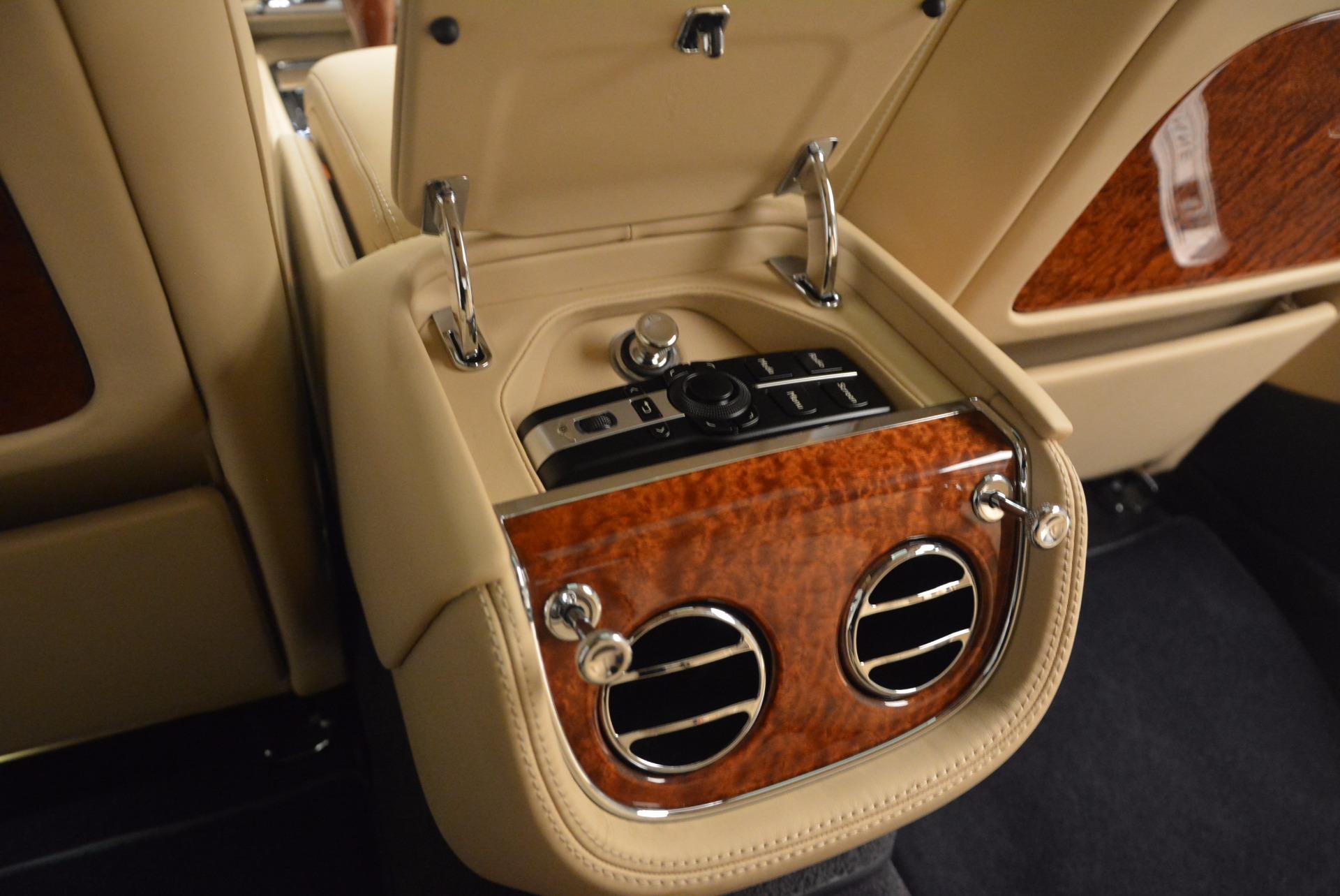 Used 2016 Bentley Mulsanne  For Sale In Westport, CT 1173_p48