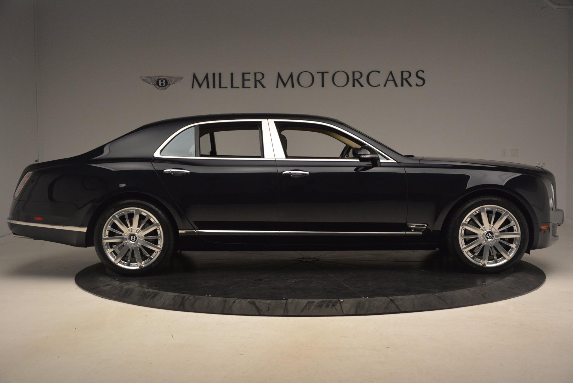 Used 2016 Bentley Mulsanne  For Sale In Westport, CT 1173_p9