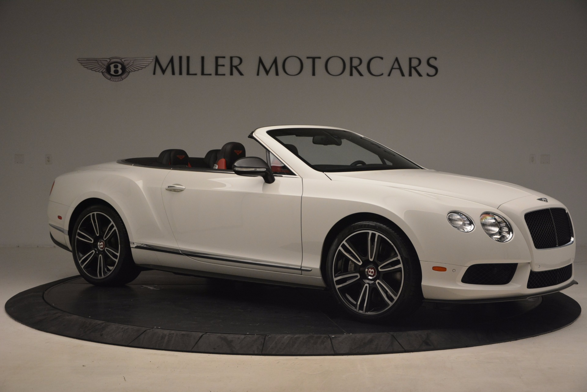 Used 2013 Bentley Continental GT V8 For Sale In Westport, CT 1174_p11