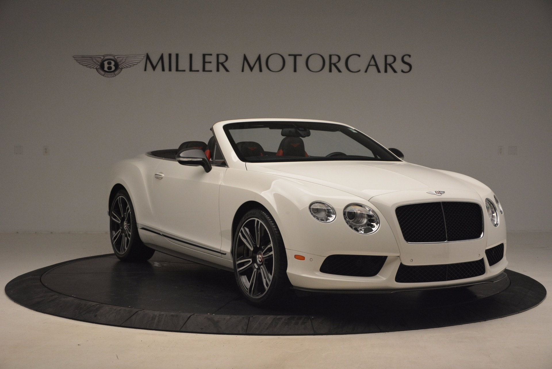 Used 2013 Bentley Continental GT V8 For Sale In Westport, CT 1174_p12