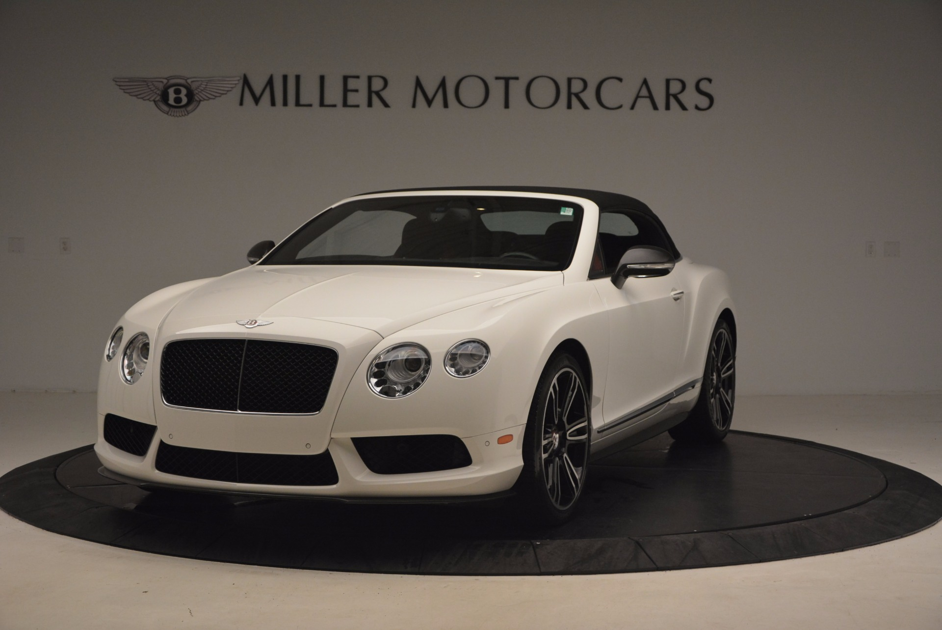 Used 2013 Bentley Continental GT V8 For Sale In Westport, CT 1174_p14