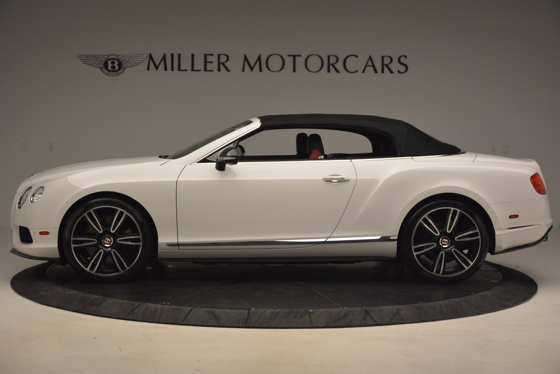 Used 2013 Bentley Continental GT V8 For Sale In Westport, CT 1174_p16