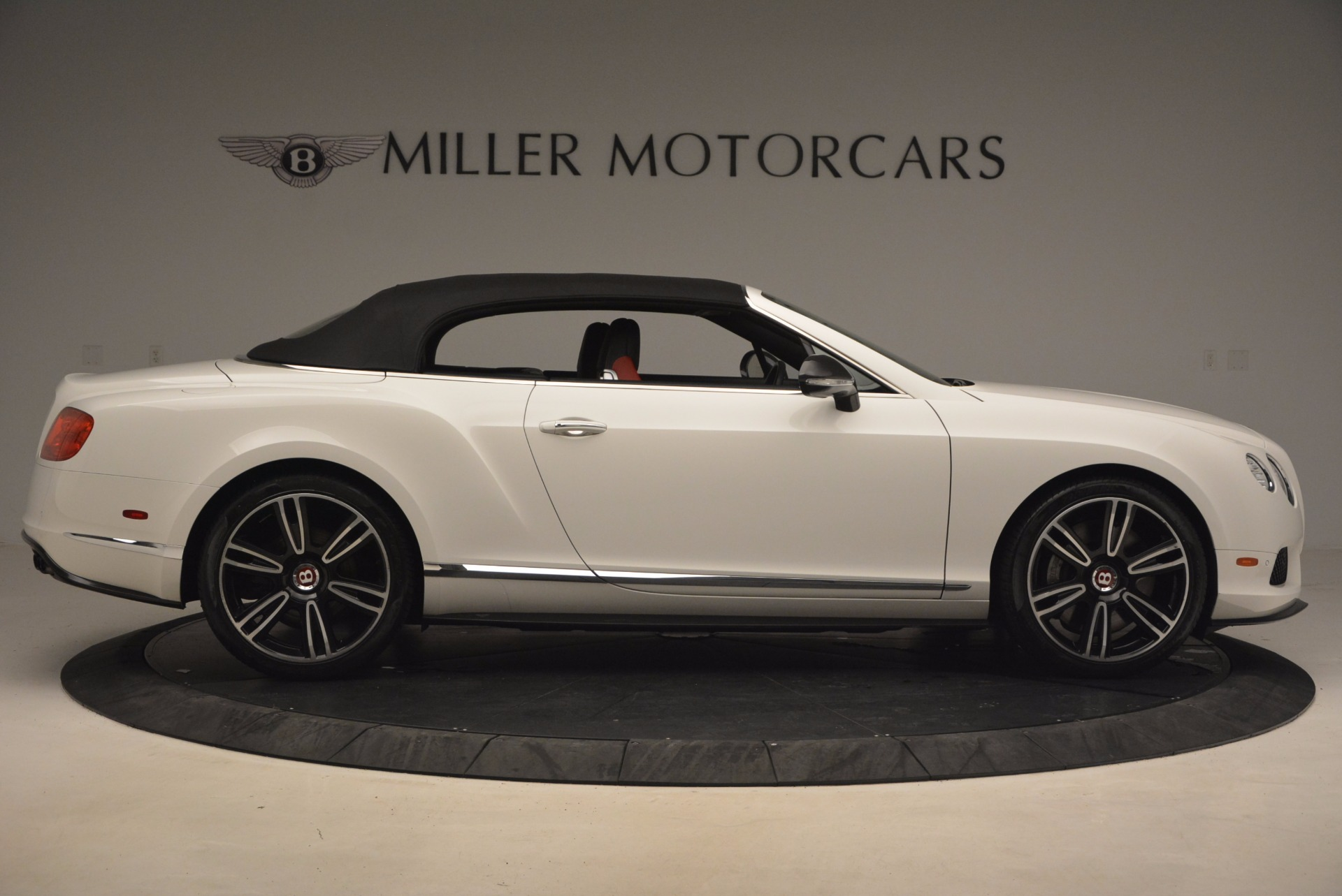 Used 2013 Bentley Continental GT V8 For Sale In Westport, CT 1174_p22
