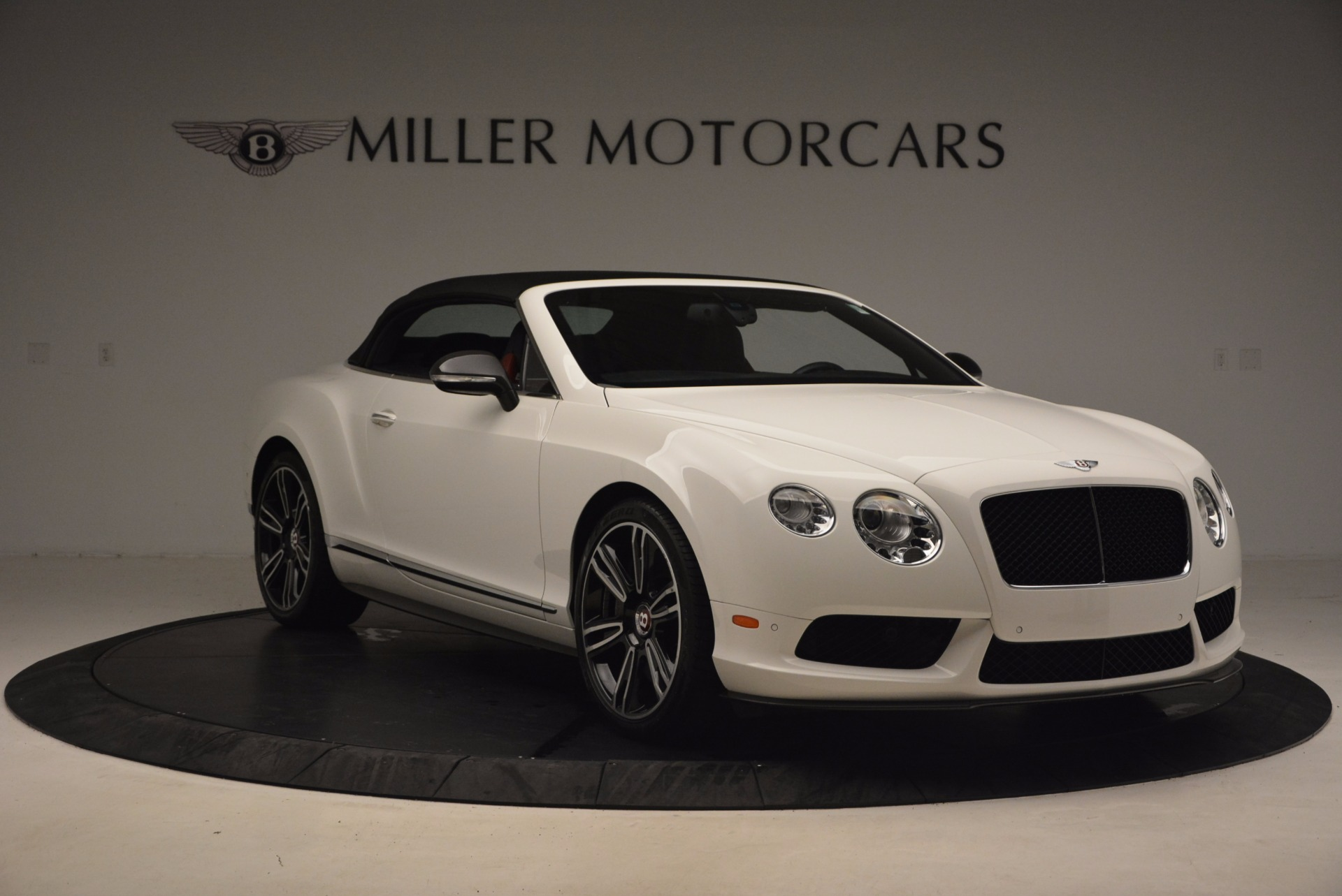 Used 2013 Bentley Continental GT V8 For Sale In Westport, CT 1174_p24