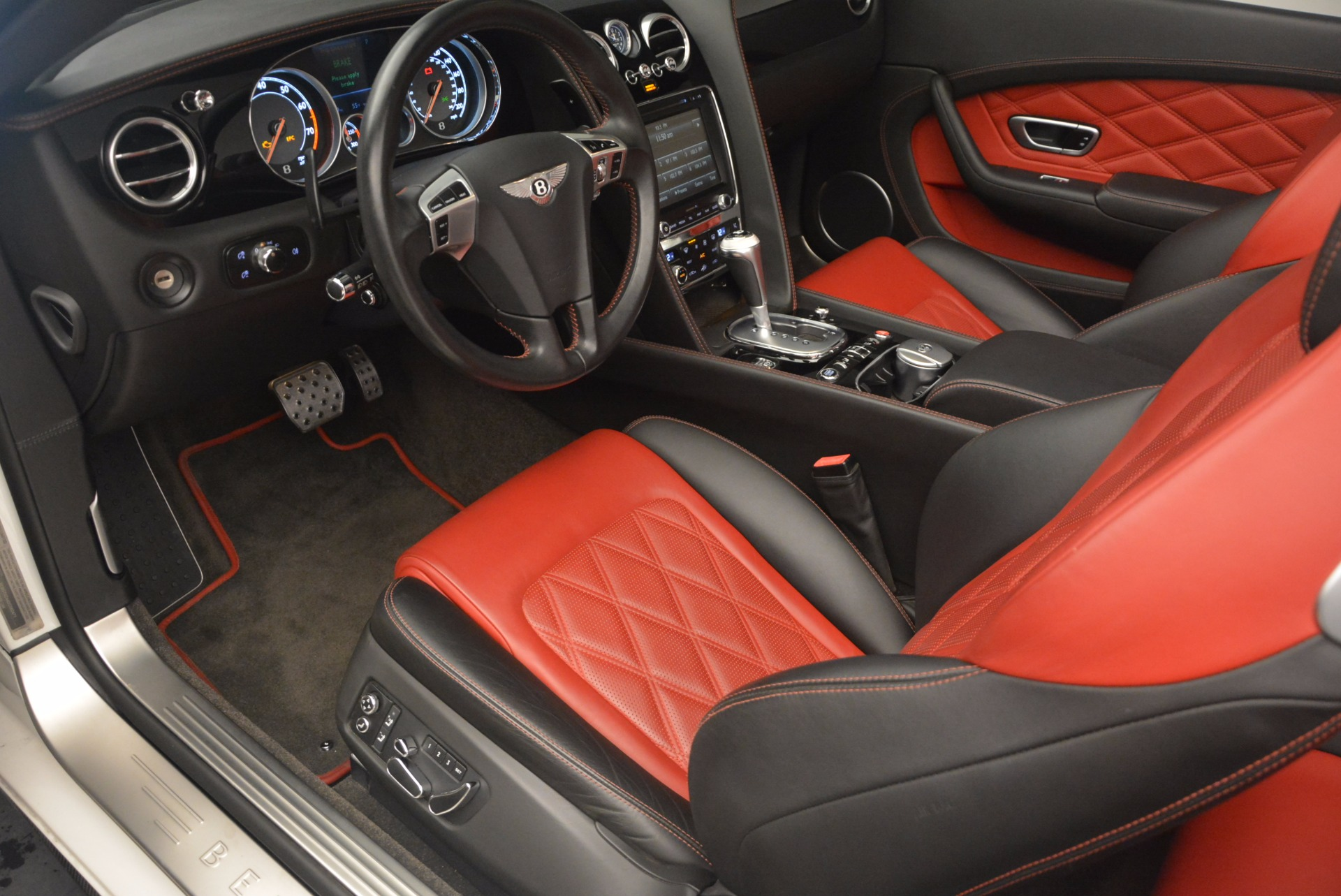 Used 2013 Bentley Continental GT V8 For Sale In Westport, CT 1174_p36