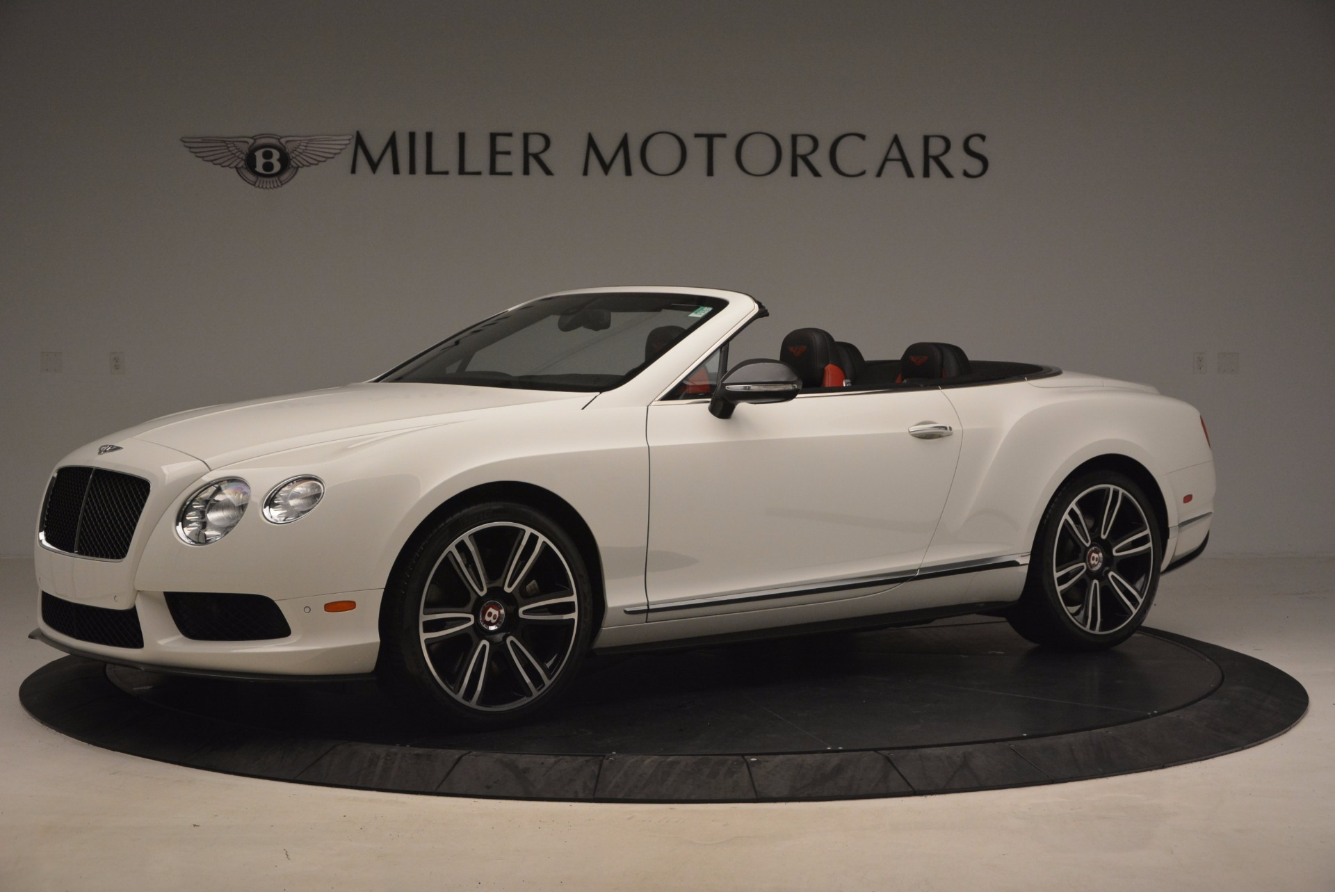 Used 2013 Bentley Continental GT V8 For Sale In Westport, CT 1174_p3