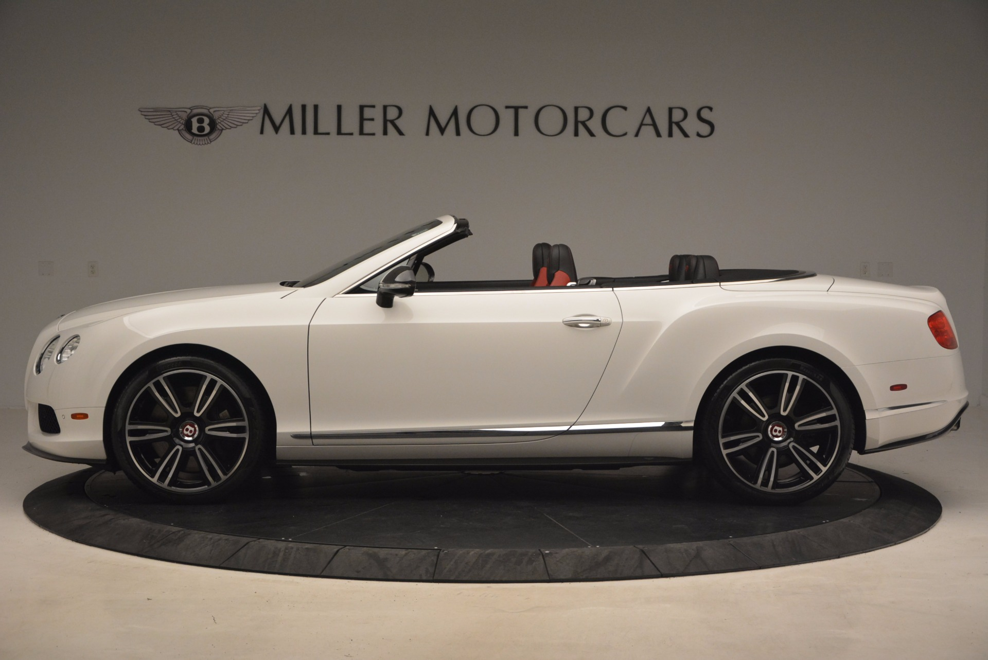 Used 2013 Bentley Continental GT V8 For Sale In Westport, CT 1174_p4