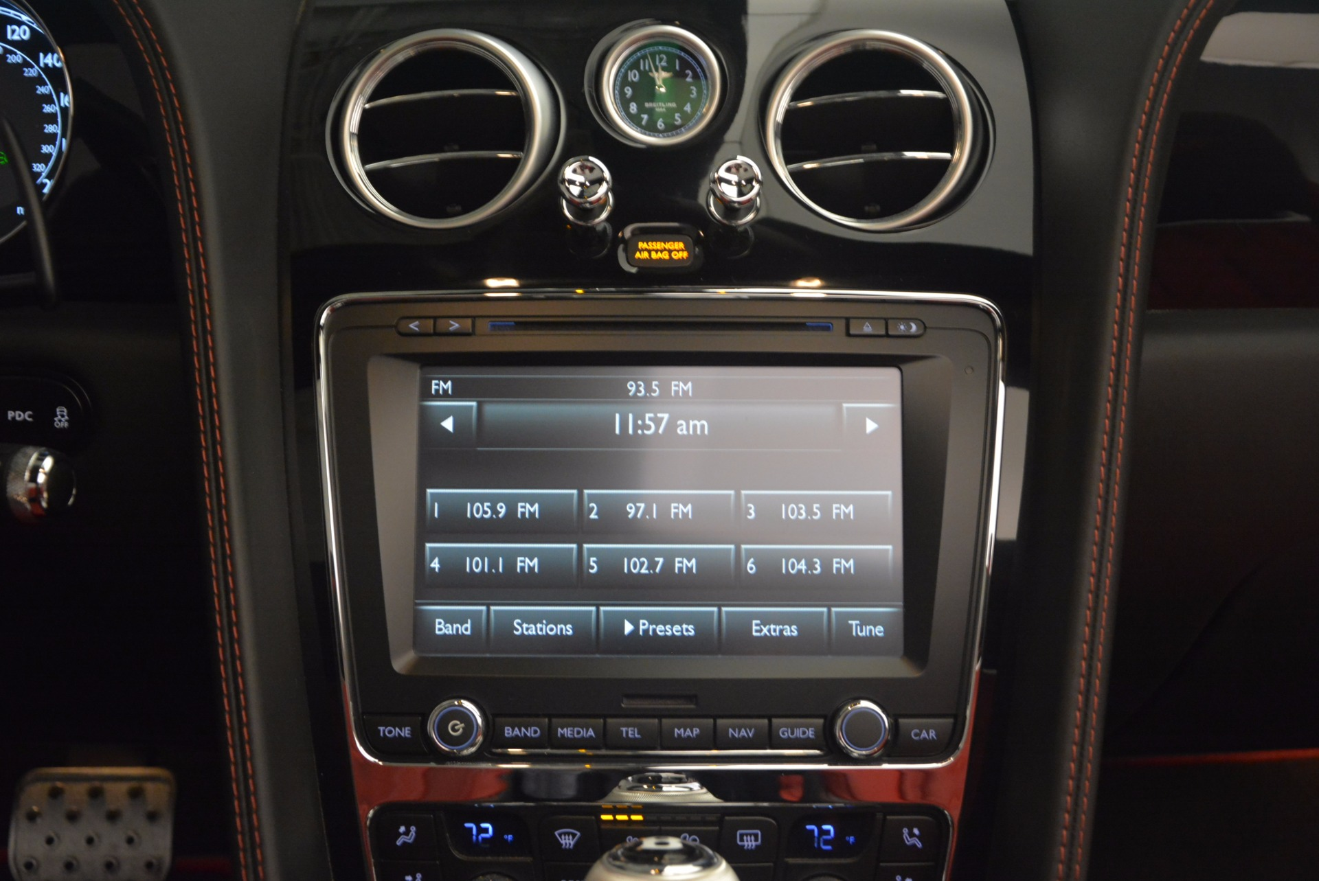 Used 2013 Bentley Continental GT V8 For Sale In Westport, CT 1174_p53