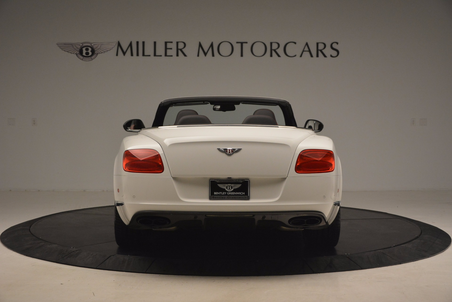 Used 2013 Bentley Continental GT V8 For Sale In Westport, CT 1174_p7