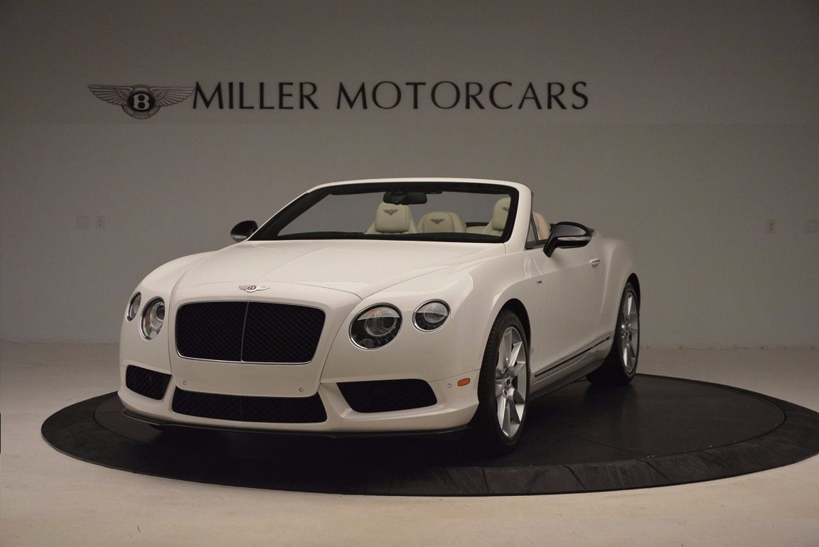 Used 2015 Bentley Continental GT V8 S For Sale In Westport, CT 1175_main