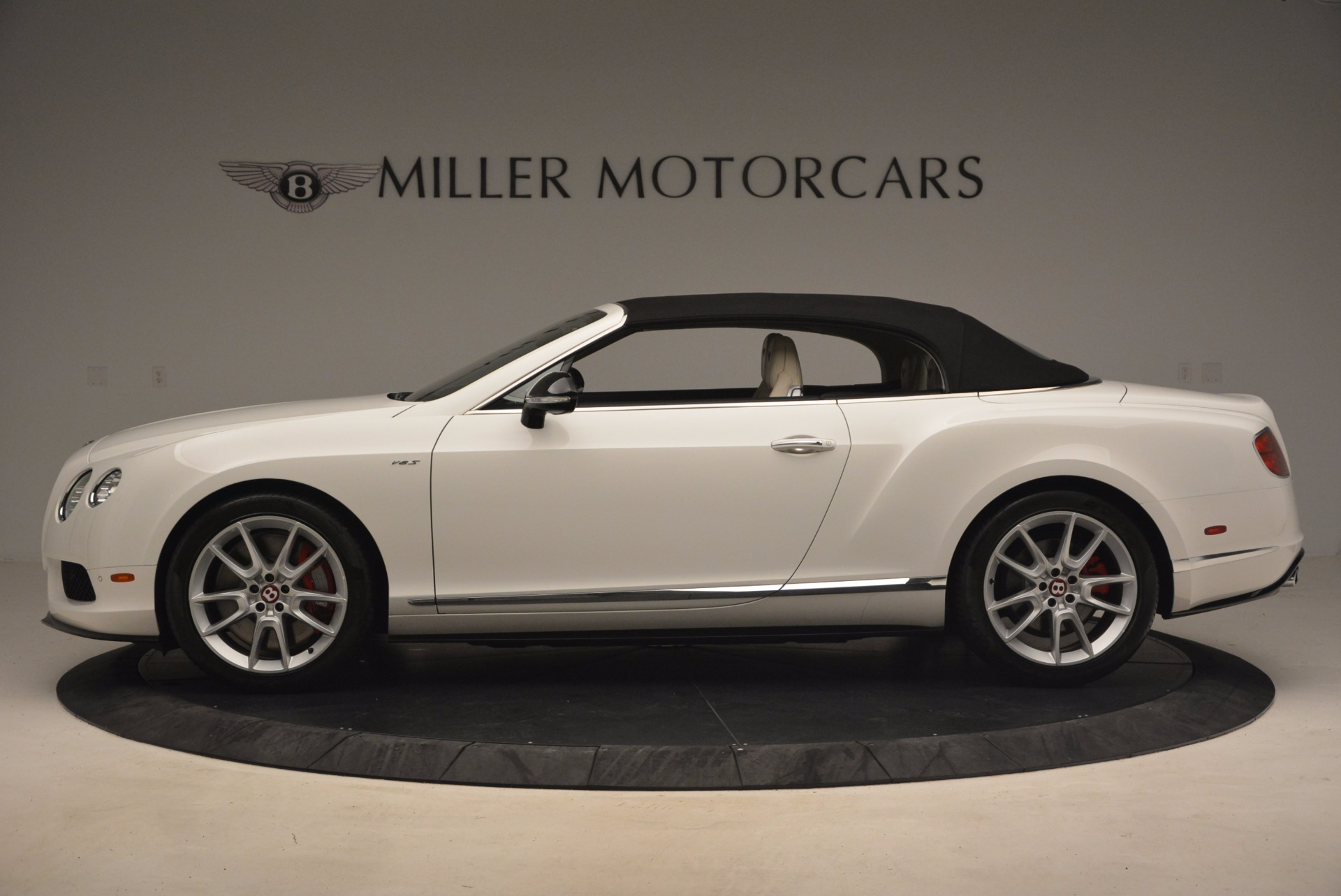 Used 2015 Bentley Continental GT V8 S For Sale In Westport, CT 1175_p16