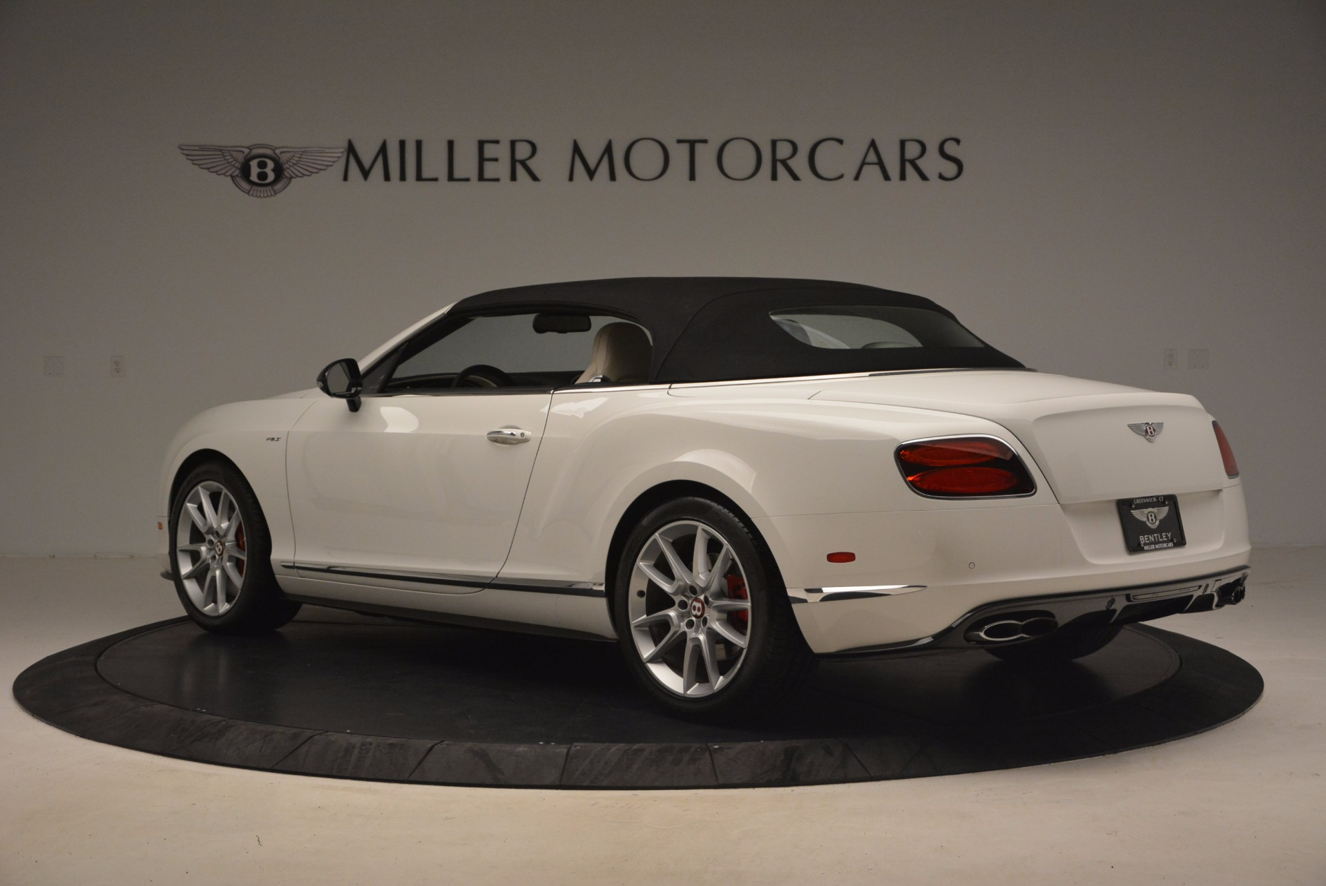 Used 2015 Bentley Continental GT V8 S For Sale In Westport, CT 1175_p17