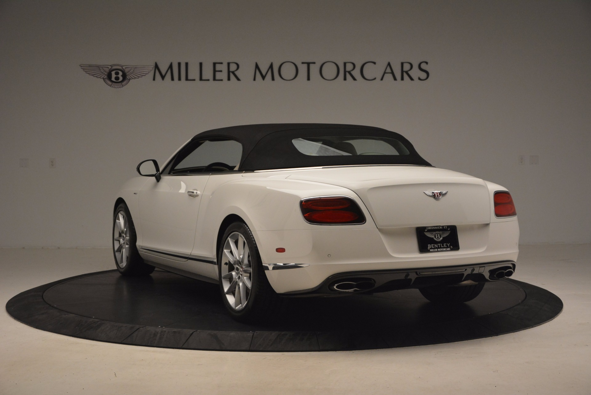 Used 2015 Bentley Continental GT V8 S For Sale In Westport, CT 1175_p18
