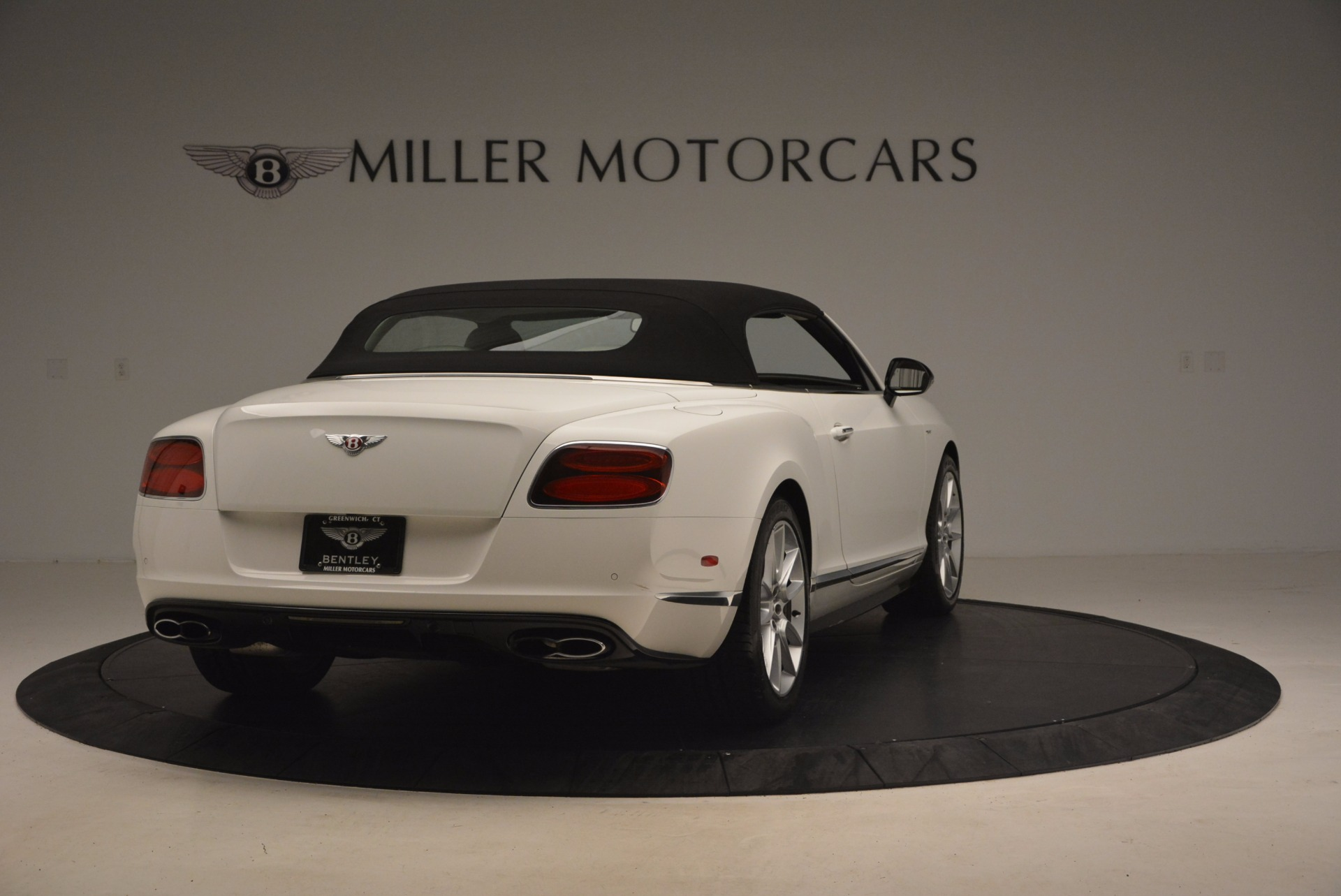 Used 2015 Bentley Continental GT V8 S For Sale In Westport, CT 1175_p20