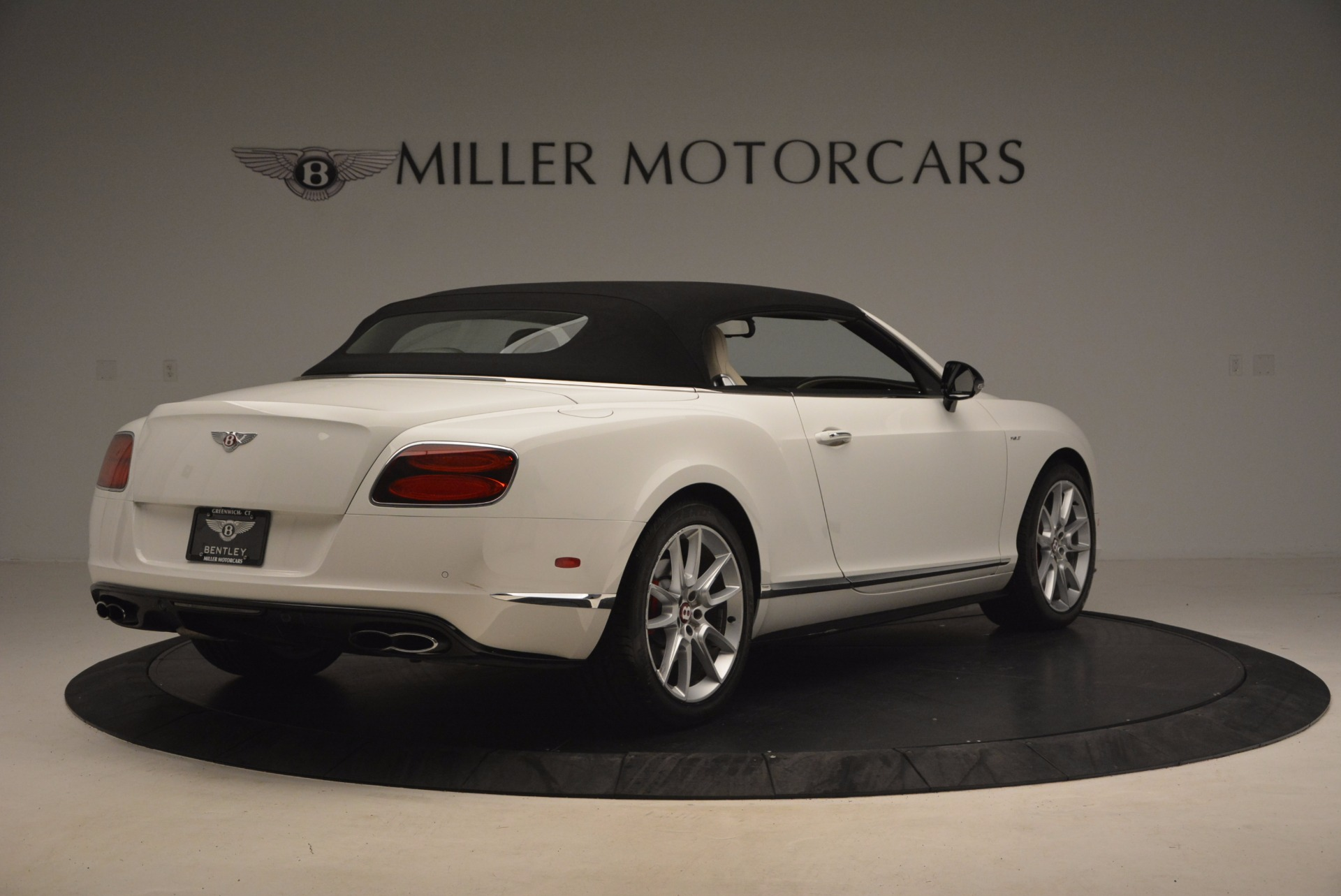 Used 2015 Bentley Continental GT V8 S For Sale In Westport, CT 1175_p21