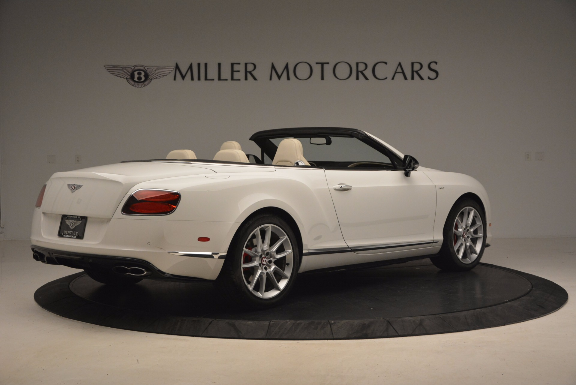 Used 2015 Bentley Continental GT V8 S For Sale In Westport, CT 1175_p8