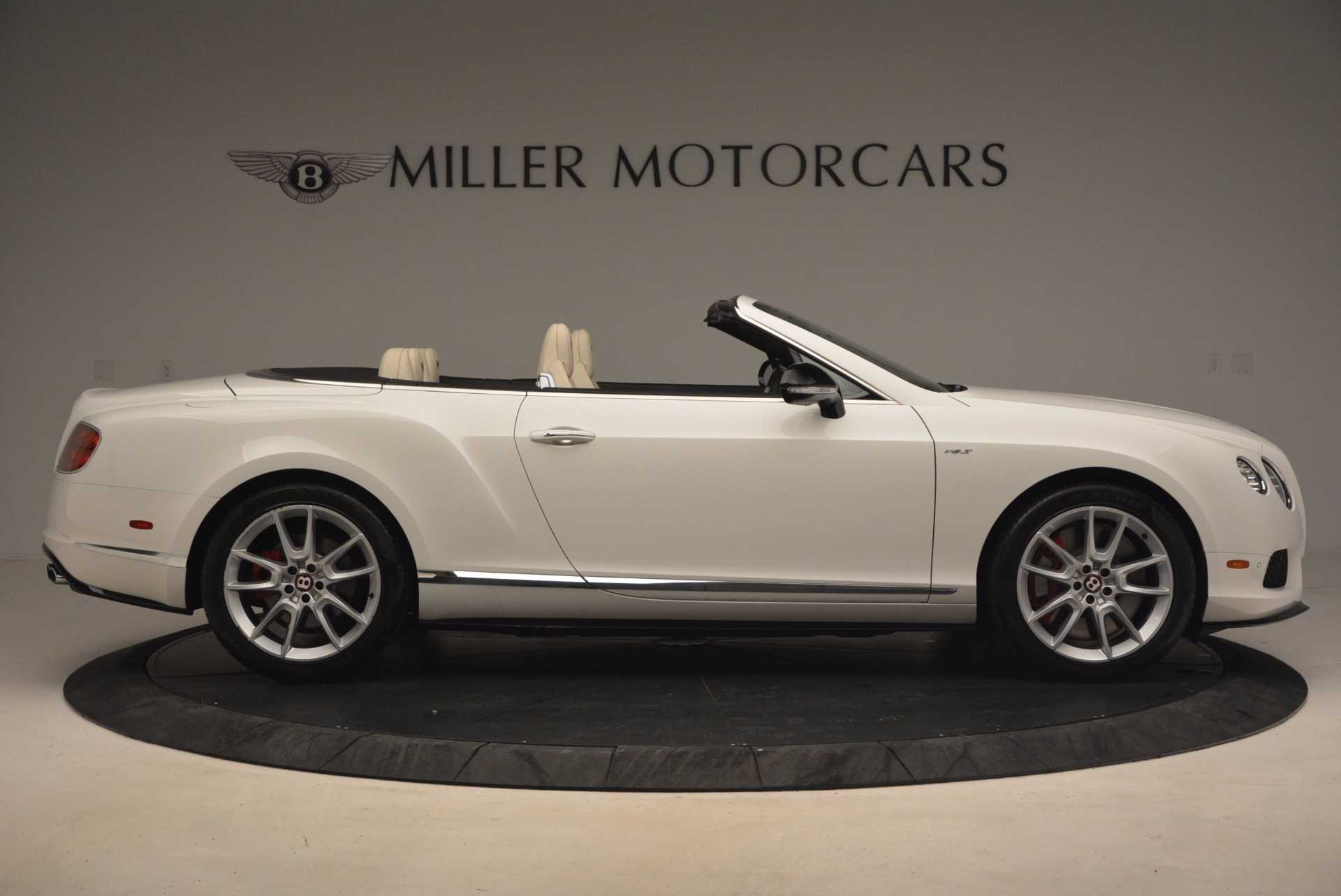 Used 2015 Bentley Continental GT V8 S For Sale In Westport, CT 1175_p9