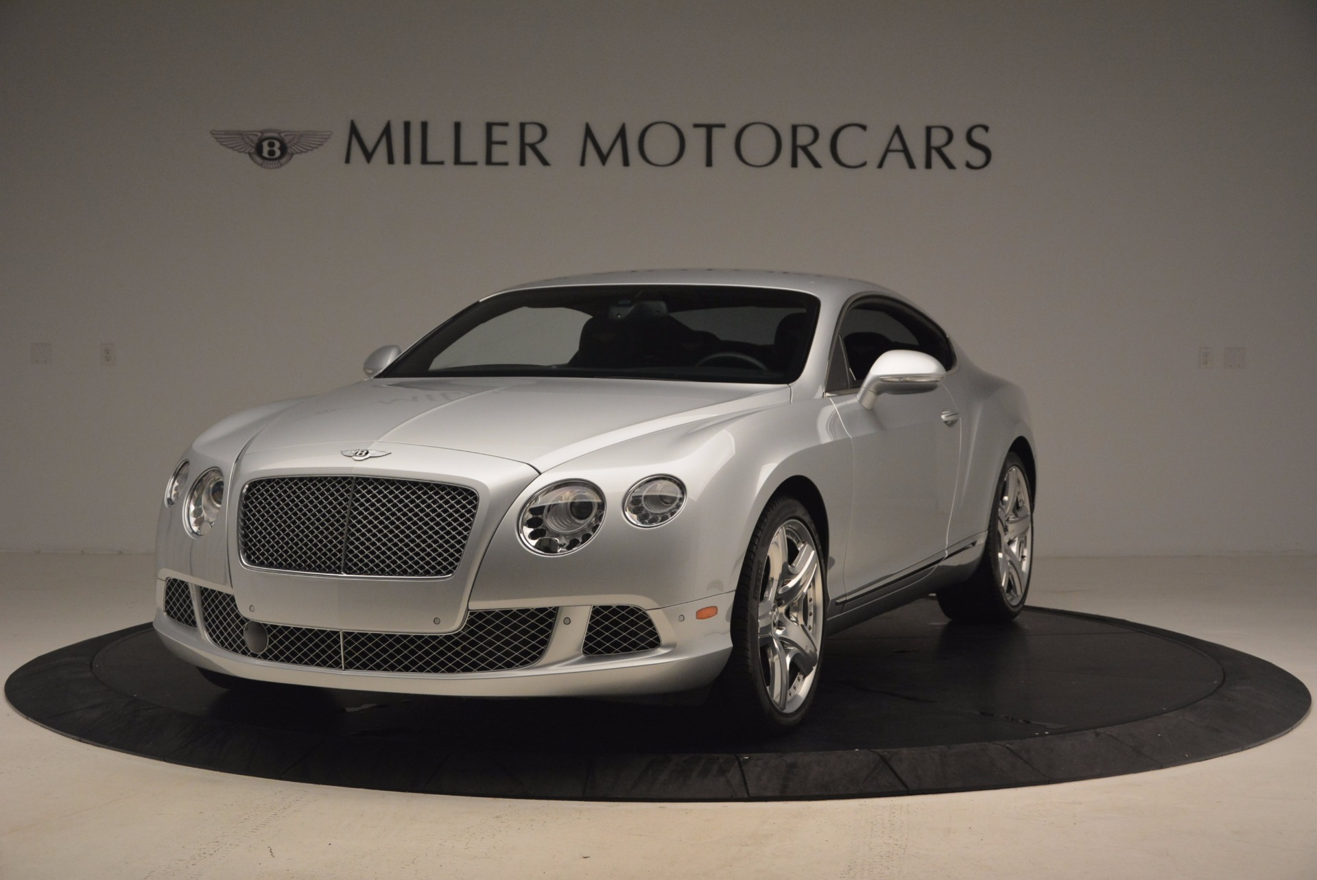Used 2012 Bentley Continental GT  For Sale In Westport, CT 1176_main